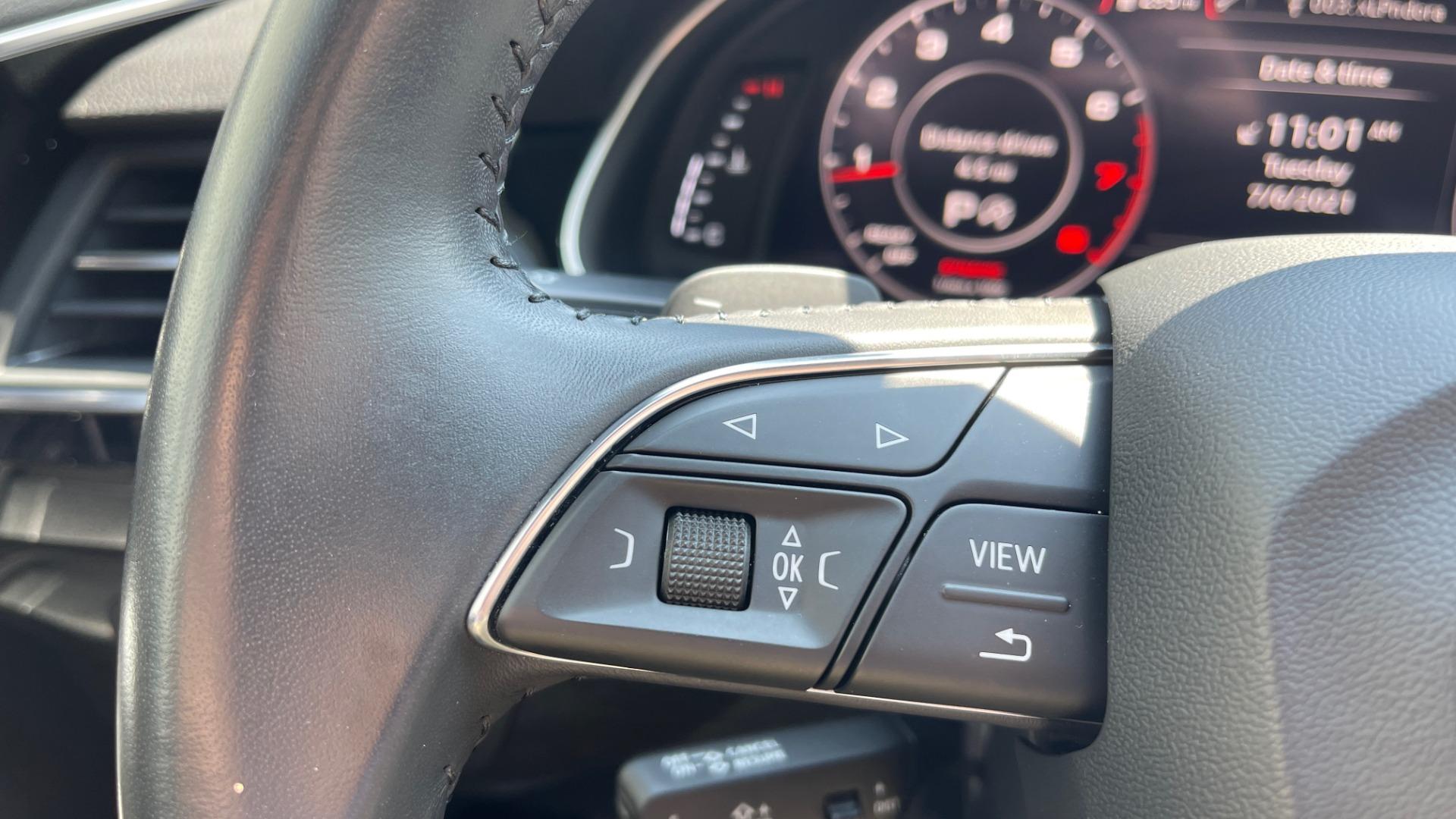 Used 2018 Audi Q7 PRESTIGE TIPTRONIC / NAV / SUNROOF / ADAPTIVE PKG / DRVR ASST / CLD WTHR /  for sale $49,995 at Formula Imports in Charlotte NC 28227 39