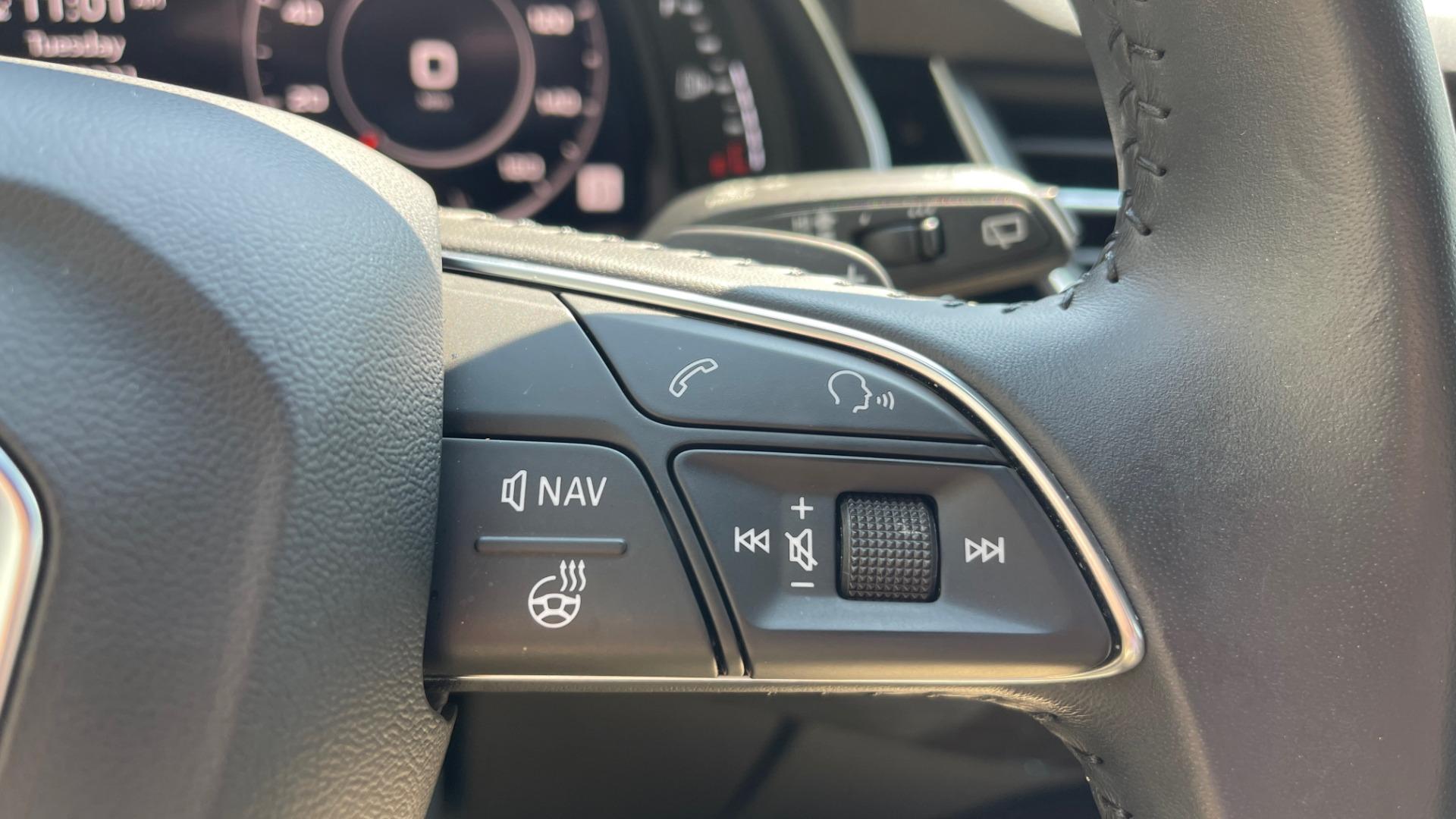 Used 2018 Audi Q7 PRESTIGE TIPTRONIC / NAV / SUNROOF / ADAPTIVE PKG / DRVR ASST / CLD WTHR /  for sale $49,995 at Formula Imports in Charlotte NC 28227 40