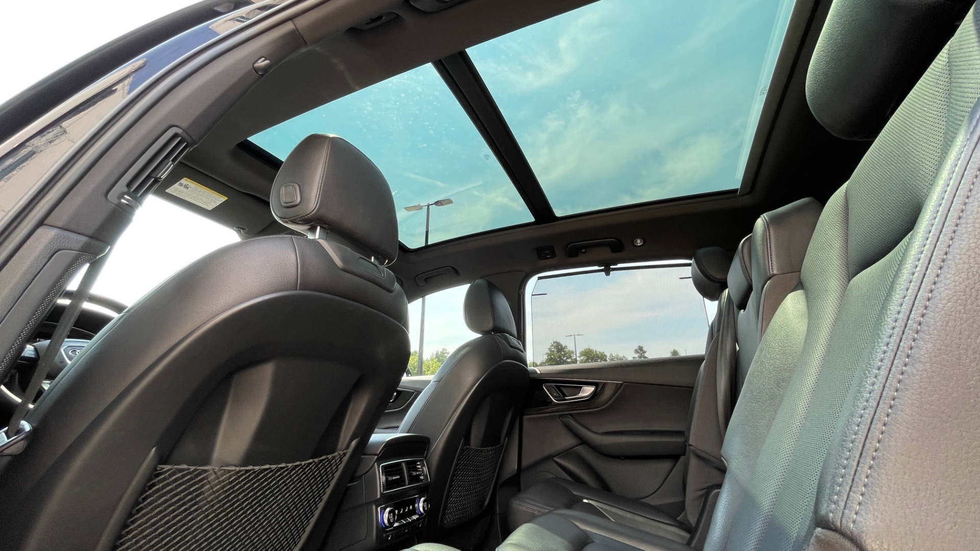 Used 2018 Audi Q7 PRESTIGE TIPTRONIC / NAV / SUNROOF / ADAPTIVE PKG / DRVR ASST / CLD WTHR /  for sale $49,995 at Formula Imports in Charlotte NC 28227 61