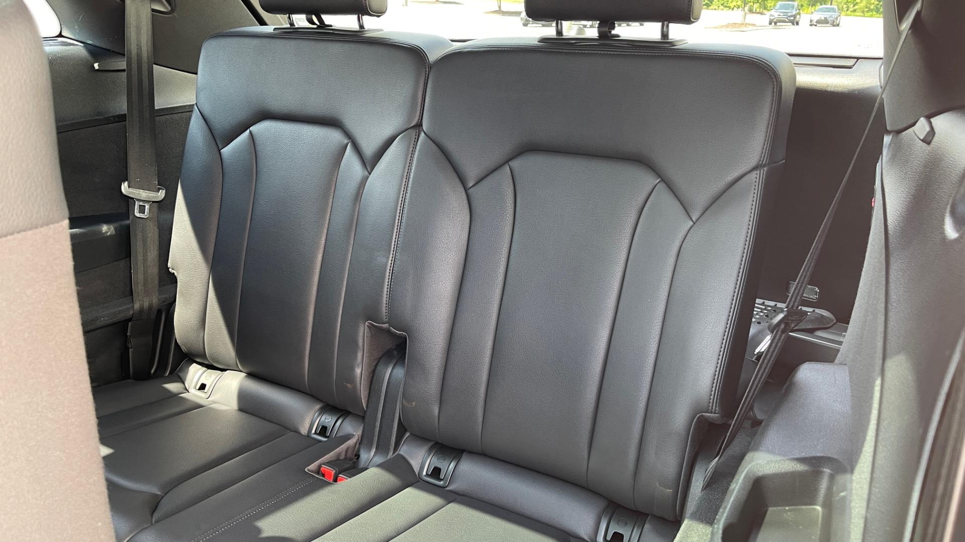 Used 2018 Audi Q7 PRESTIGE TIPTRONIC / NAV / SUNROOF / ADAPTIVE PKG / DRVR ASST / CLD WTHR /  for sale $49,995 at Formula Imports in Charlotte NC 28227 66