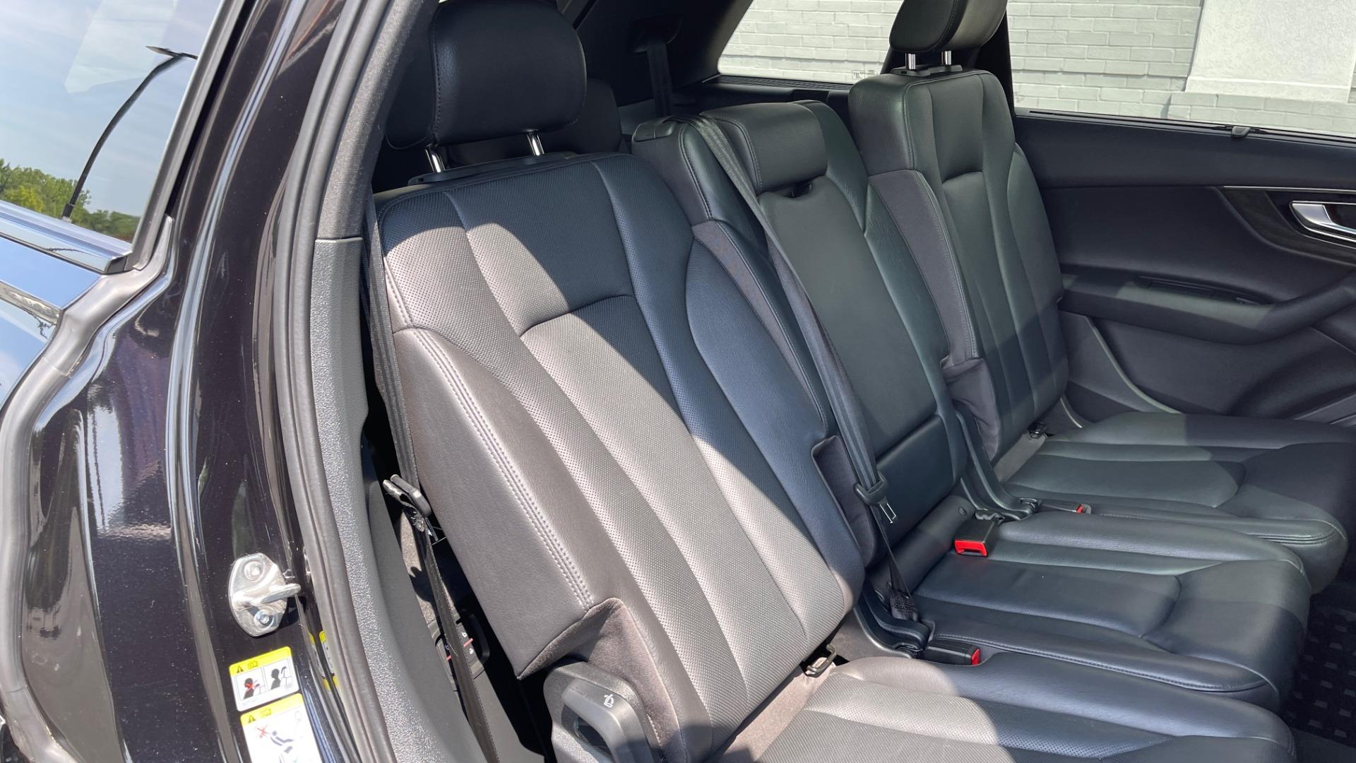 Used 2018 Audi Q7 PRESTIGE TIPTRONIC / NAV / SUNROOF / ADAPTIVE PKG / DRVR ASST / CLD WTHR /  for sale $49,995 at Formula Imports in Charlotte NC 28227 70