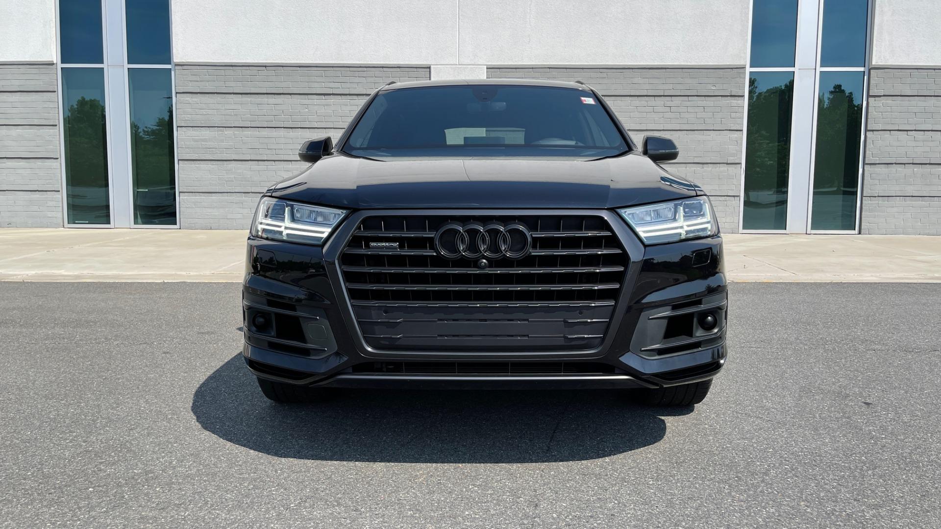 Used 2018 Audi Q7 PRESTIGE TIPTRONIC / NAV / SUNROOF / ADAPTIVE PKG / DRVR ASST / CLD WTHR /  for sale $49,995 at Formula Imports in Charlotte NC 28227 9