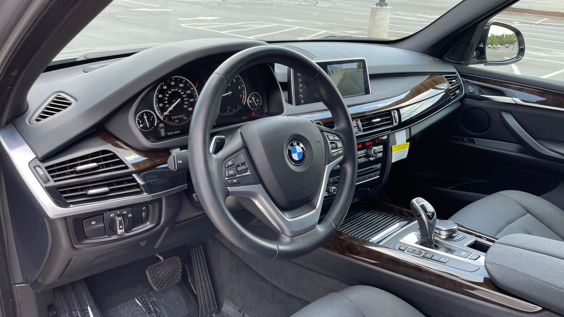 Used 2018 BMW X5 XDRIVE35I PREMIUM / DRVR ASST / WIRELESS CHARGING / CAMERAS for sale $46,995 at Formula Imports in Charlotte NC 28227 42