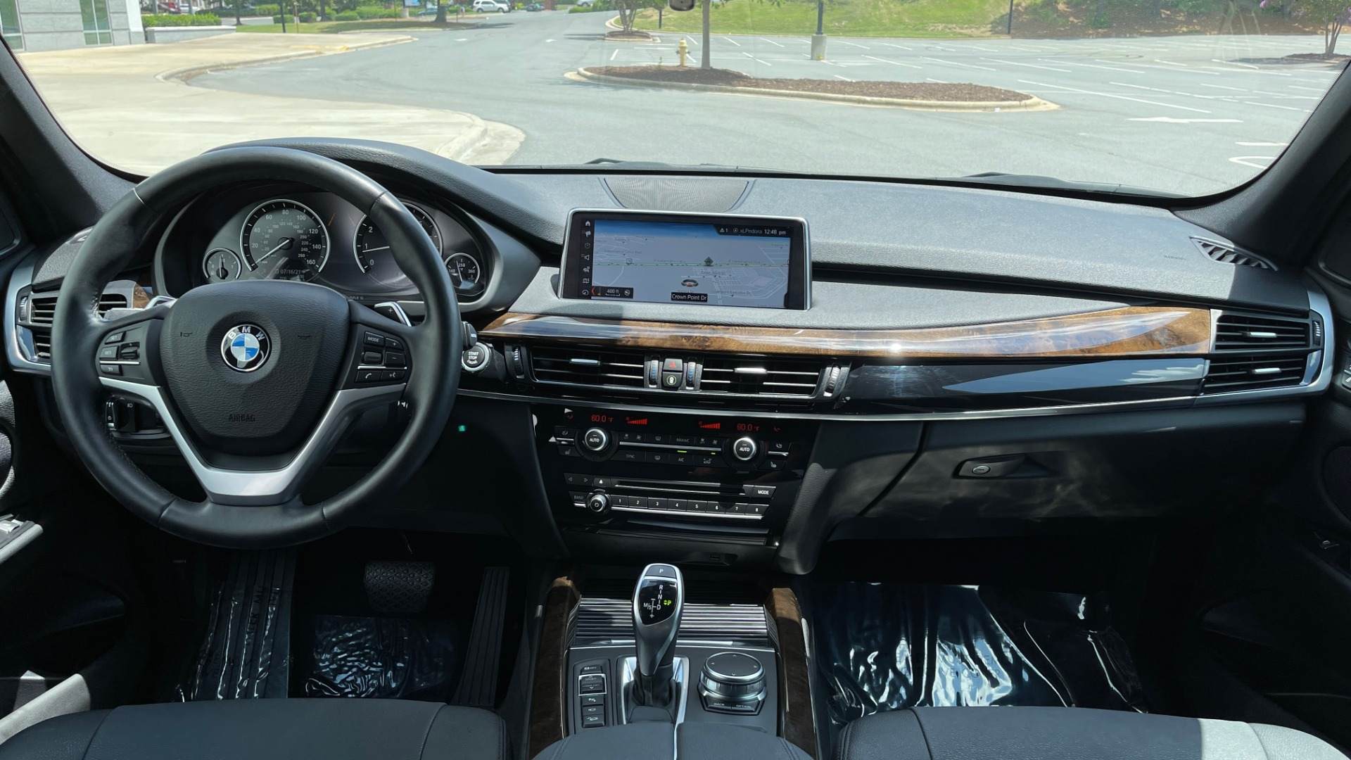 Used 2018 BMW X5 XDRIVE35I PREMIUM / DRVR ASST / WIRELESS CHARGING / CAMERAS for sale $46,995 at Formula Imports in Charlotte NC 28227 70