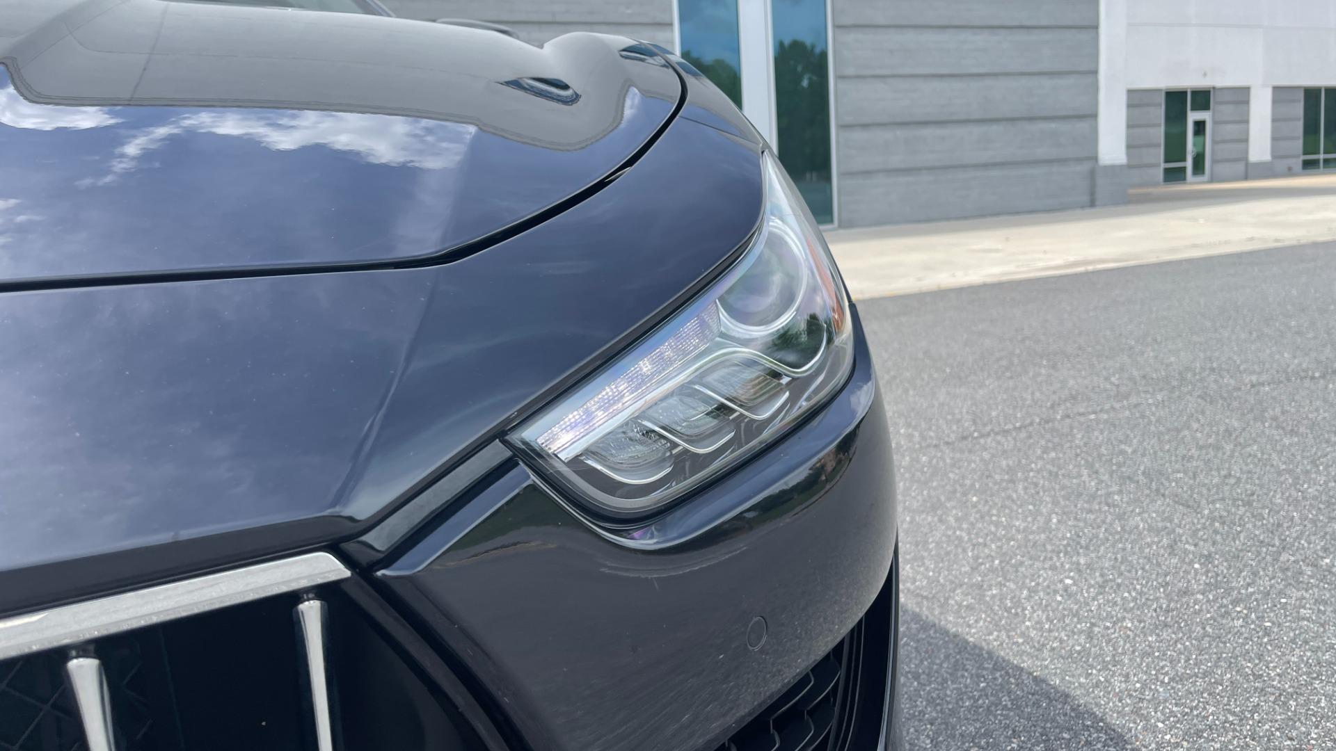 Used 2018 Maserati GHIBLI S Q4 SEDAN / AWD / 3.0L V6 / SUNROOF / NAV / REARVIEW for sale $51,995 at Formula Imports in Charlotte NC 28227 12