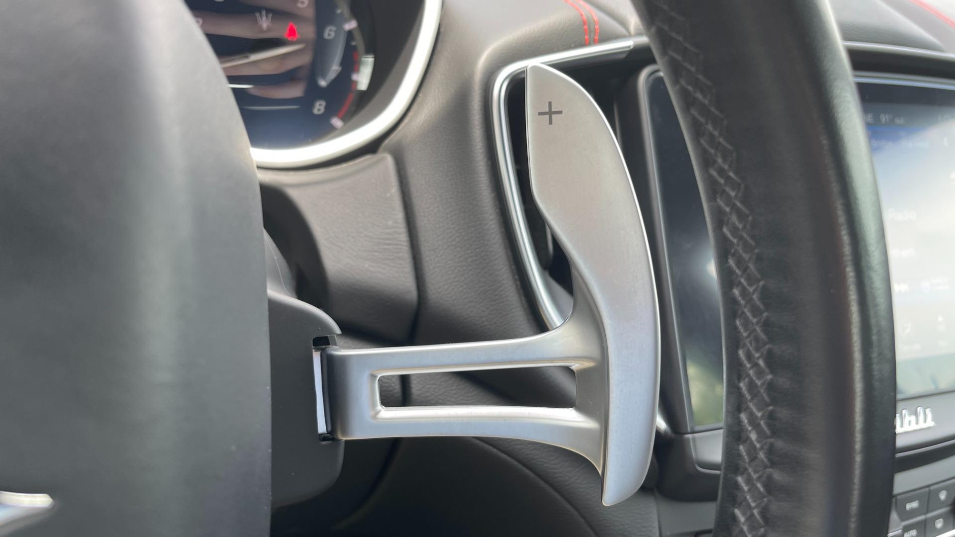 Used 2018 Maserati GHIBLI S Q4 SEDAN / AWD / 3.0L V6 / SUNROOF / NAV / REARVIEW for sale $51,995 at Formula Imports in Charlotte NC 28227 33