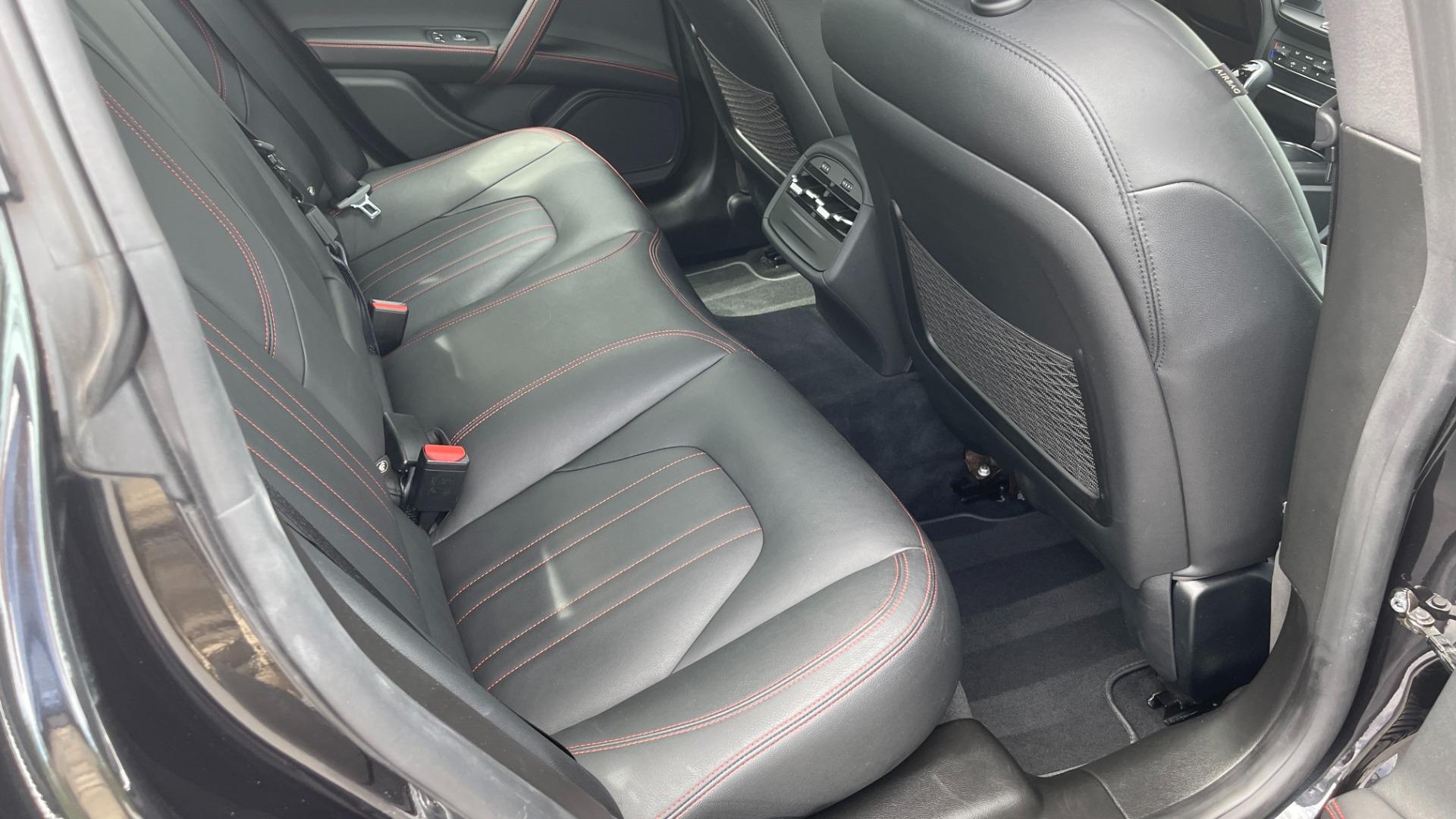 Used 2018 Maserati GHIBLI S Q4 SEDAN / AWD / 3.0L V6 / SUNROOF / NAV / REARVIEW for sale $51,995 at Formula Imports in Charlotte NC 28227 59