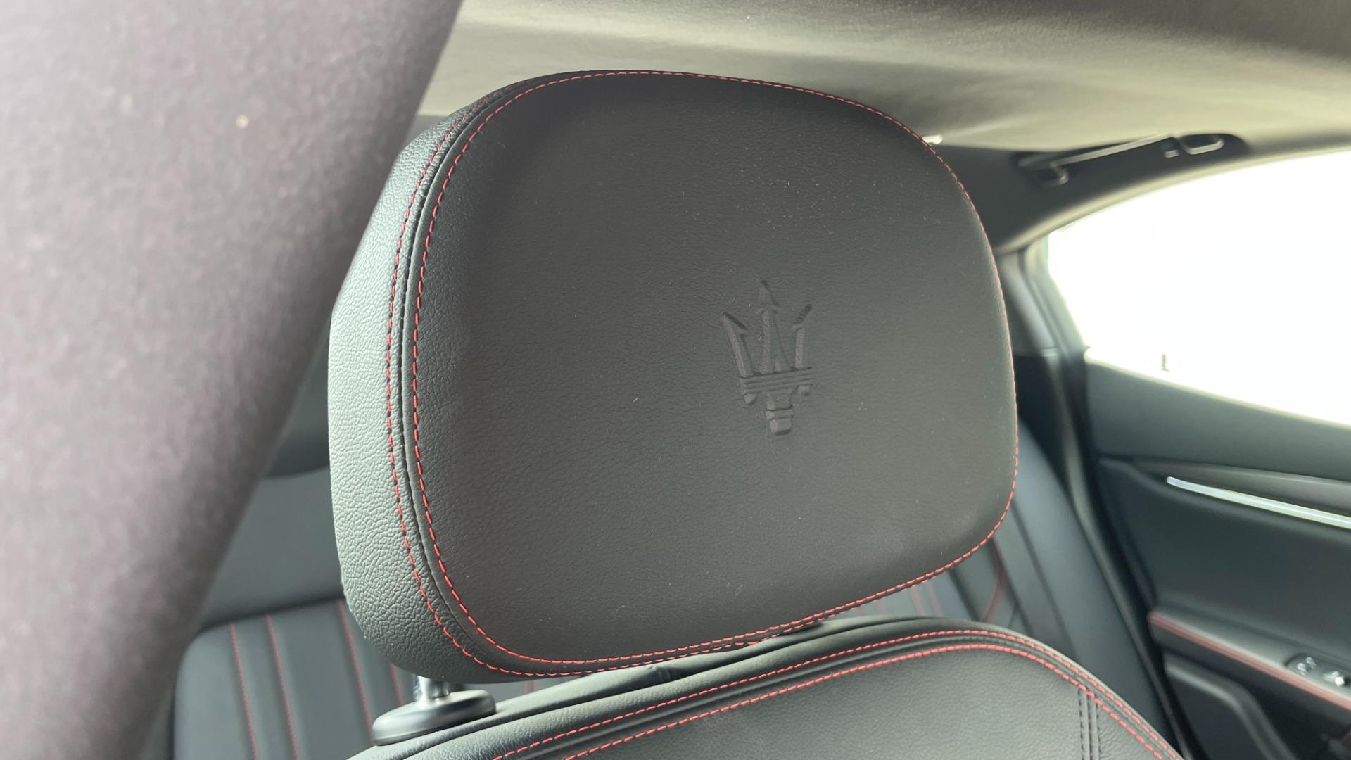 Used 2018 Maserati GHIBLI S Q4 SEDAN / AWD / 3.0L V6 / SUNROOF / NAV / REARVIEW for sale $51,995 at Formula Imports in Charlotte NC 28227 65