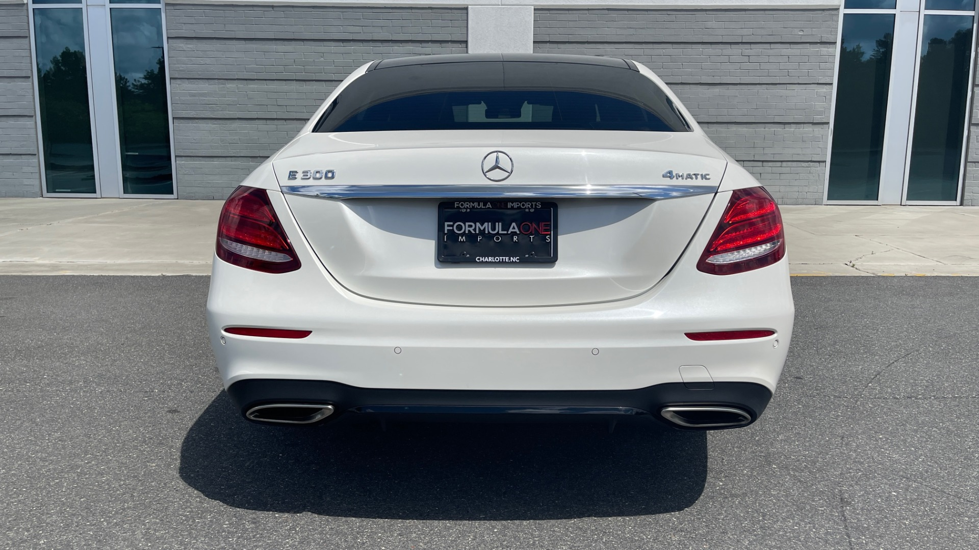 Used 2018 Mercedes-Benz E-CLASS E 300 PREMIUM / NIGHT PKG / PANO-ROOF / BURMESTER / REARVIEW for sale $42,399 at Formula Imports in Charlotte NC 28227 28