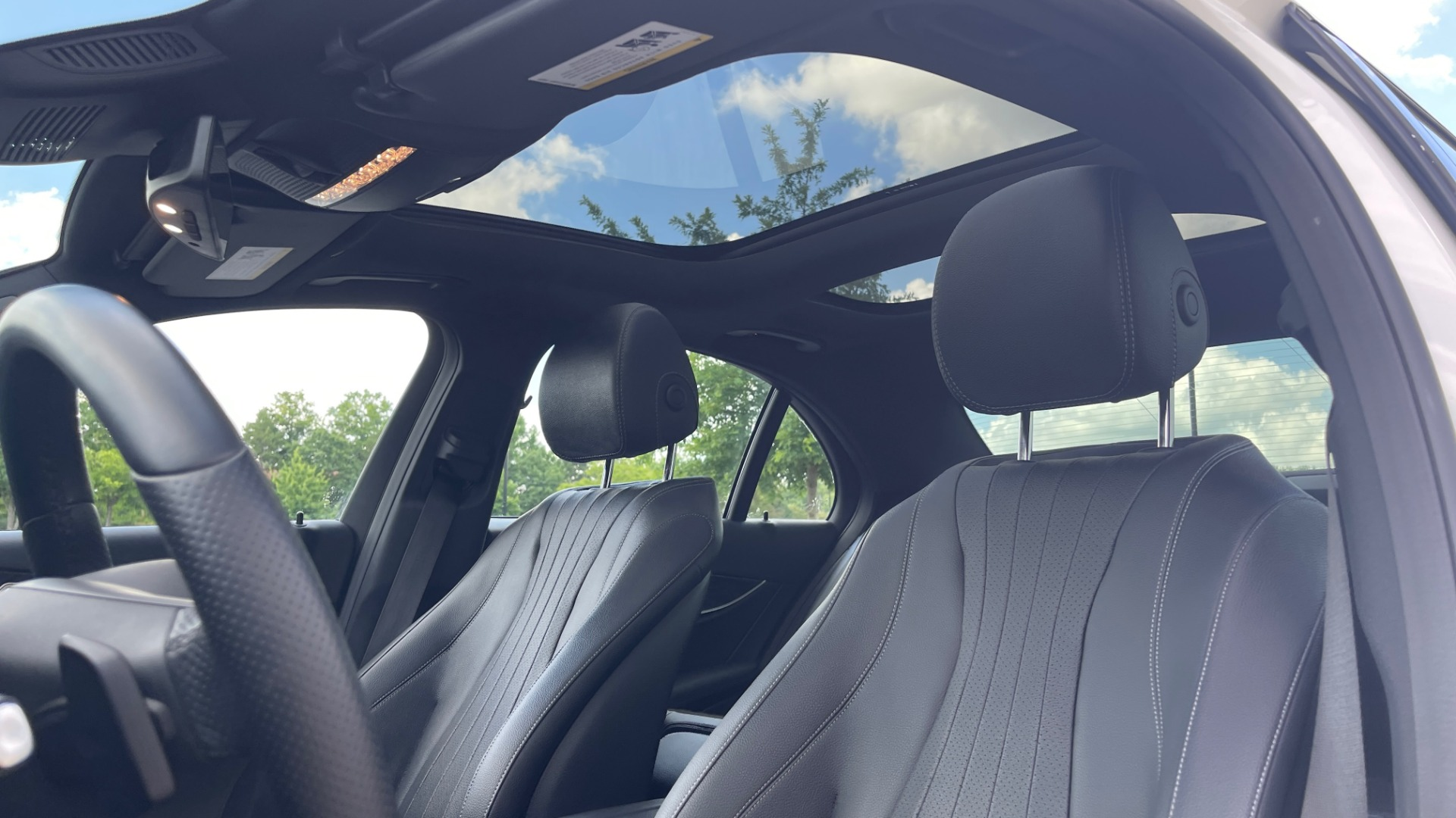 Used 2018 Mercedes-Benz E-CLASS E 300 PREMIUM / NIGHT PKG / PANO-ROOF / BURMESTER / REARVIEW for sale $42,399 at Formula Imports in Charlotte NC 28227 38