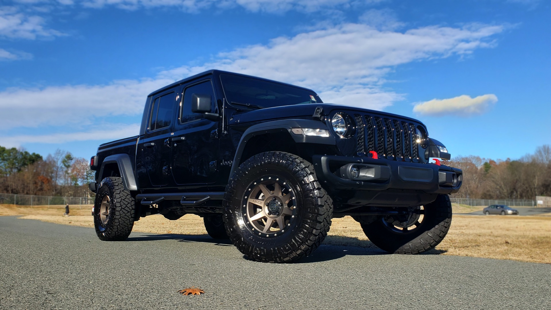 Used 2020 Jeep GLADIATOR SPORT S 4X4 / FREEDOM TOP / NAV / ALPINE / COLD WTHR for sale Sold at Formula Imports in Charlotte NC 28227 13