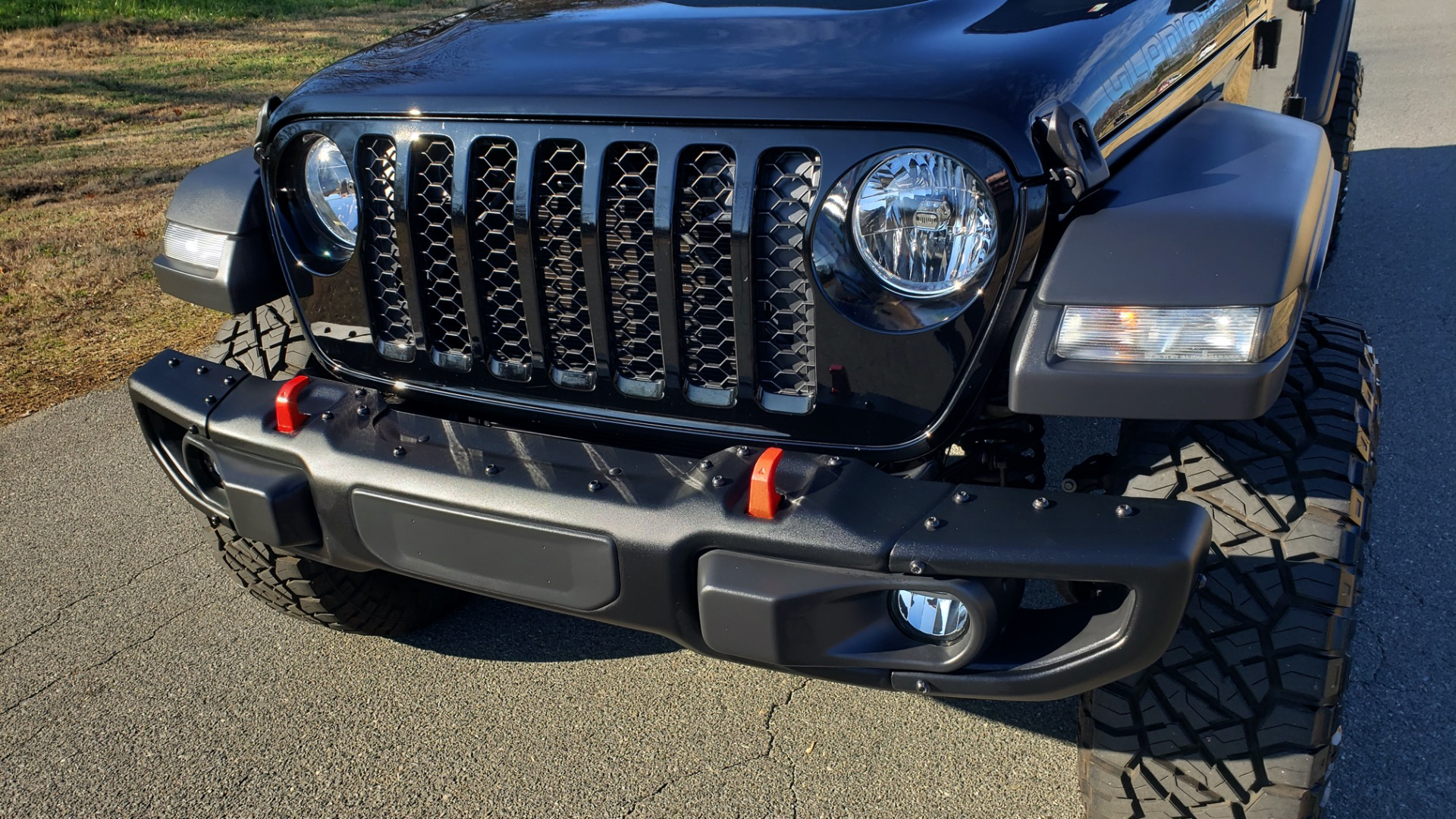 Used 2020 Jeep GLADIATOR SPORT S 4X4 / FREEDOM TOP / NAV / ALPINE / COLD WTHR for sale Sold at Formula Imports in Charlotte NC 28227 21