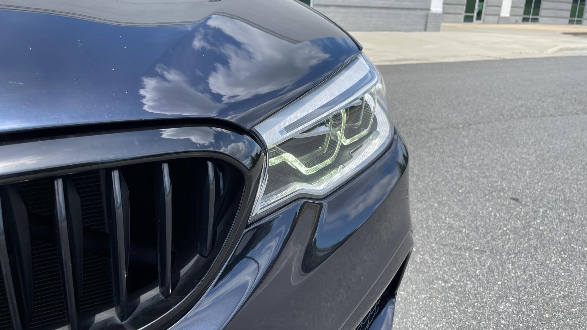 Used 2018 BMW 5 SERIES 540I M-SPORT / EXECUTIVE PKG / DRVR ASST PKG / BLIND SPOT / LANE DEPART for sale $40,995 at Formula Imports in Charlotte NC 28227 16