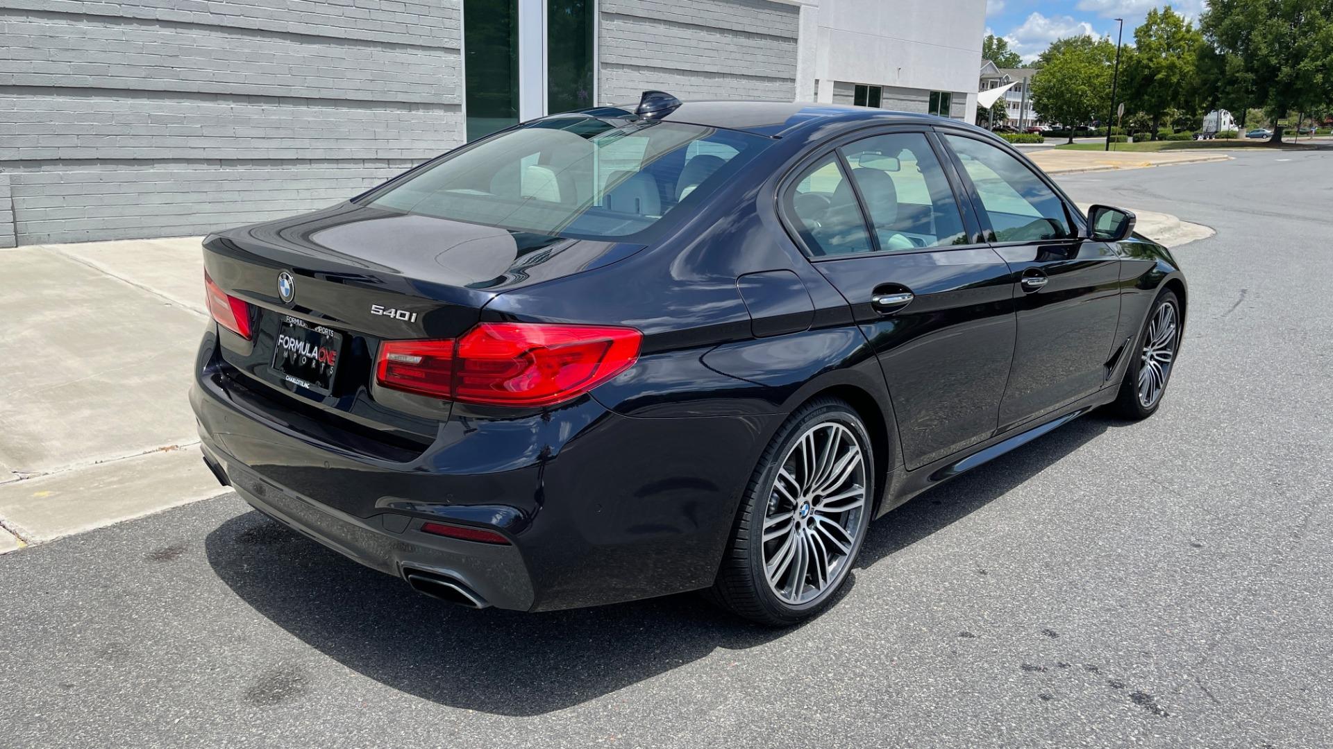 Used 2018 BMW 5 SERIES 540I M-SPORT / EXECUTIVE PKG / DRVR ASST PKG / BLIND SPOT / LANE DEPART for sale $40,995 at Formula Imports in Charlotte NC 28227 2