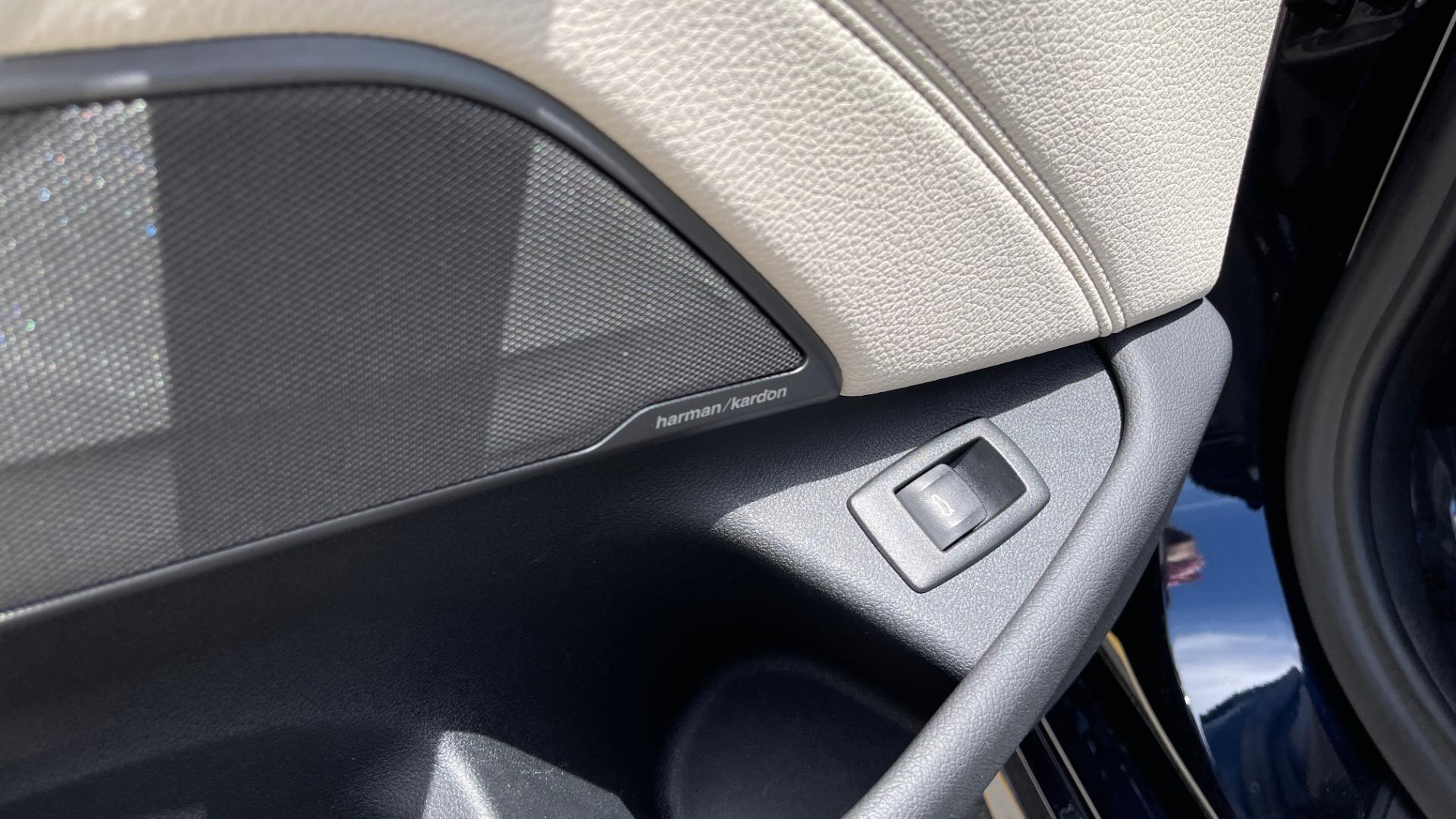 Used 2018 BMW 5 SERIES 540I M-SPORT / EXECUTIVE PKG / DRVR ASST PKG / BLIND SPOT / LANE DEPART for sale $40,995 at Formula Imports in Charlotte NC 28227 35