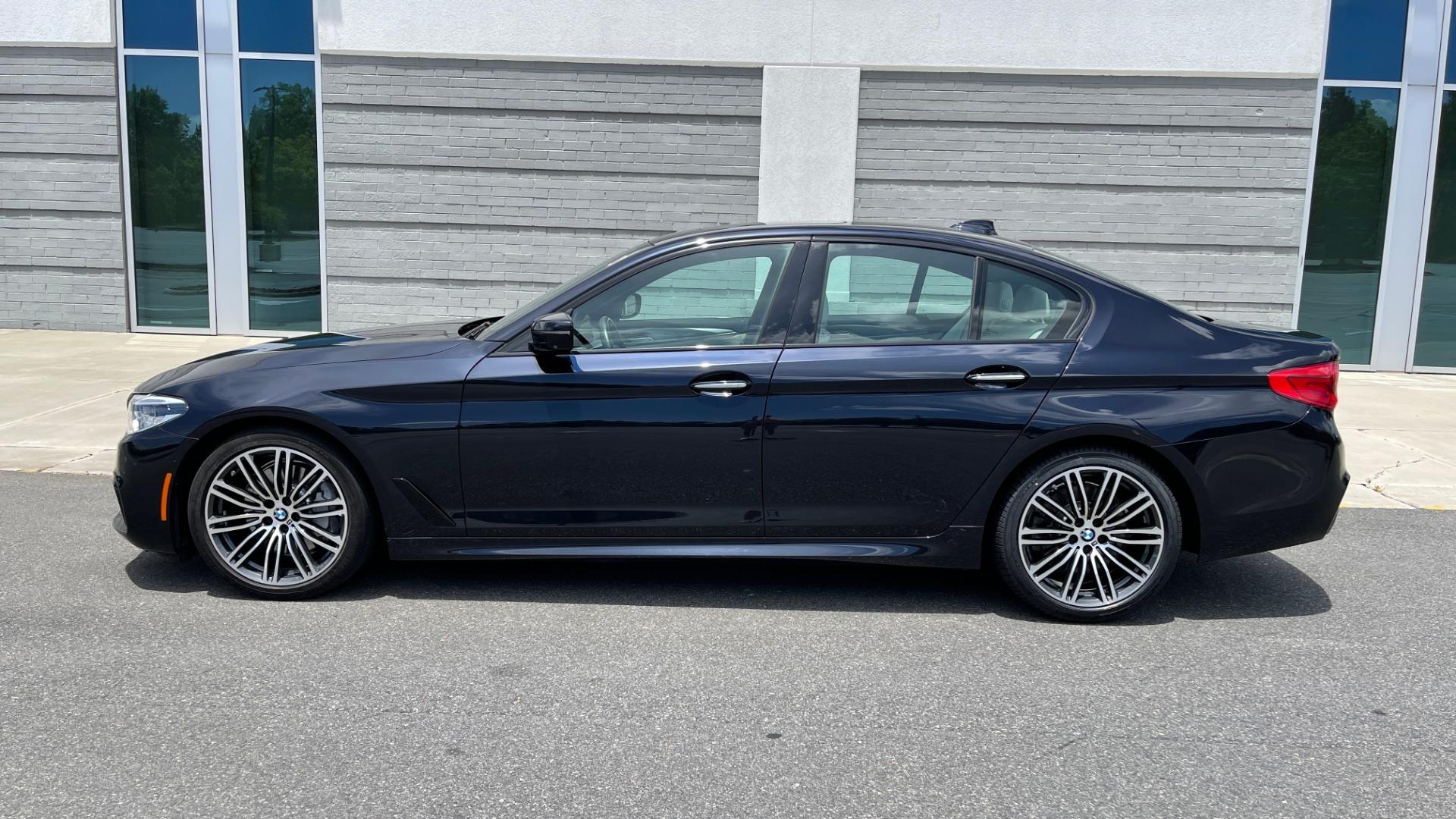 Used 2018 BMW 5 SERIES 540I M-SPORT / EXECUTIVE PKG / DRVR ASST PKG / BLIND SPOT / LANE DEPART for sale $40,995 at Formula Imports in Charlotte NC 28227 4
