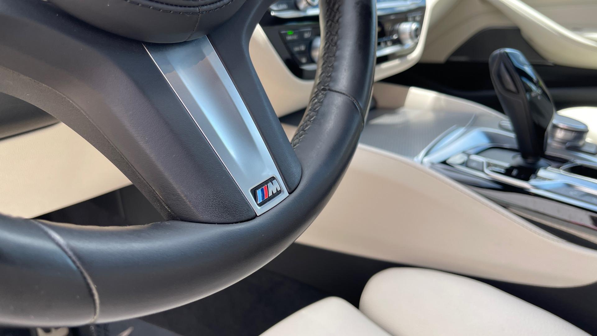 Used 2018 BMW 5 SERIES 540I M-SPORT / EXECUTIVE PKG / DRVR ASST PKG / BLIND SPOT / LANE DEPART for sale $40,995 at Formula Imports in Charlotte NC 28227 45