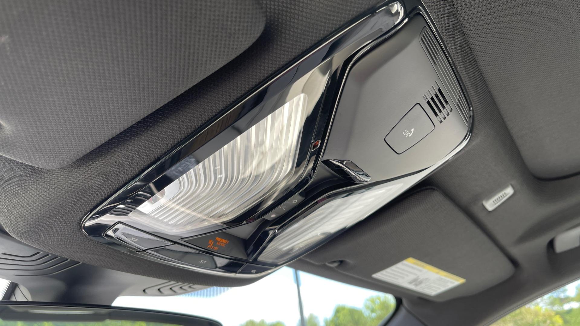 Used 2018 BMW 5 SERIES 540I M-SPORT / EXECUTIVE PKG / DRVR ASST PKG / BLIND SPOT / LANE DEPART for sale $40,995 at Formula Imports in Charlotte NC 28227 47