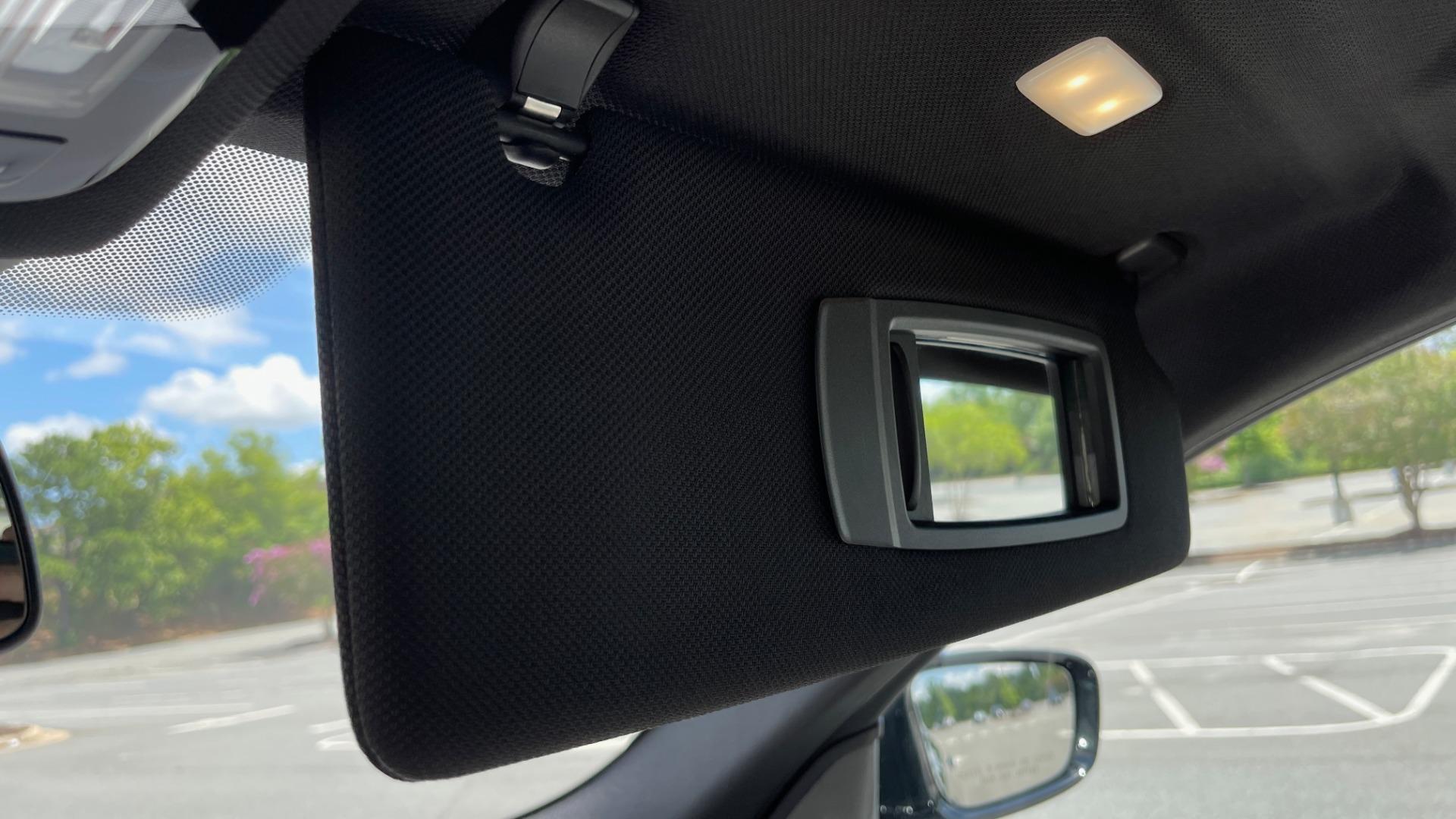 Used 2018 BMW 5 SERIES 540I M-SPORT / EXECUTIVE PKG / DRVR ASST PKG / BLIND SPOT / LANE DEPART for sale $40,995 at Formula Imports in Charlotte NC 28227 48