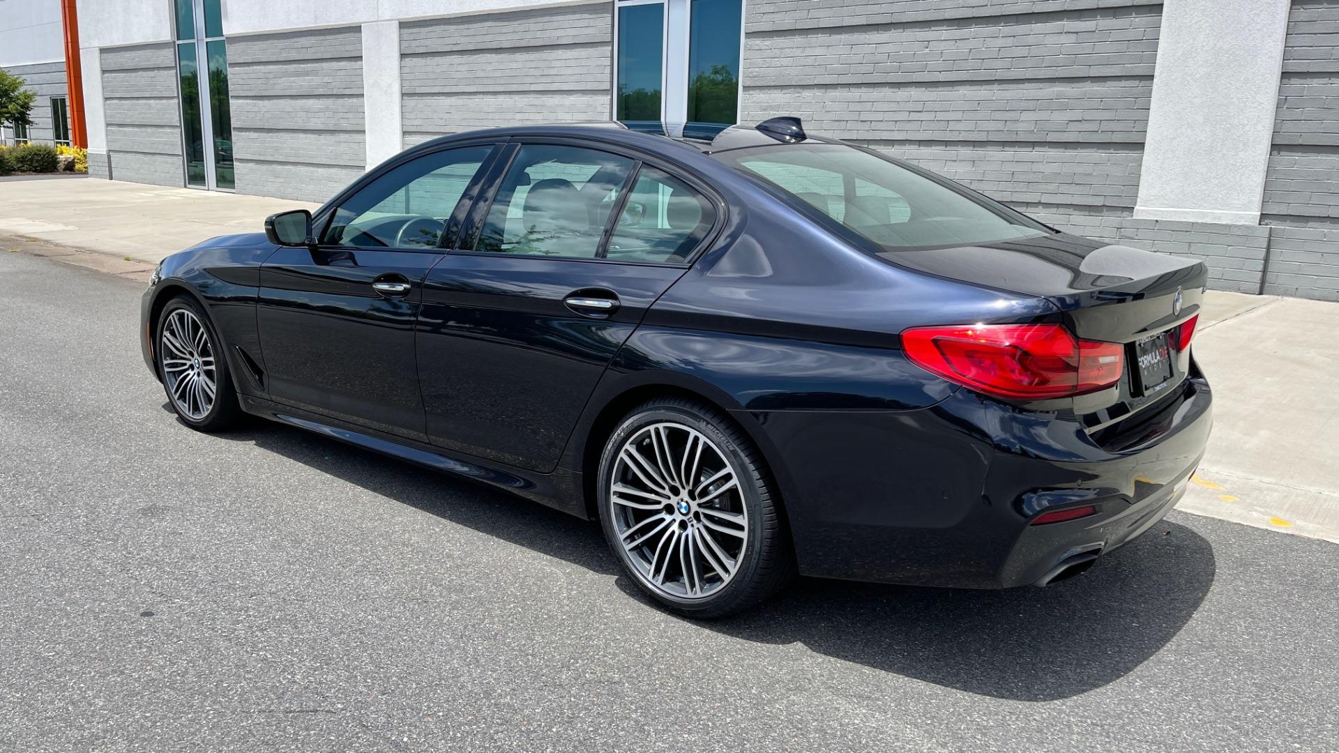 Used 2018 BMW 5 SERIES 540I M-SPORT / EXECUTIVE PKG / DRVR ASST PKG / BLIND SPOT / LANE DEPART for sale $40,995 at Formula Imports in Charlotte NC 28227 5