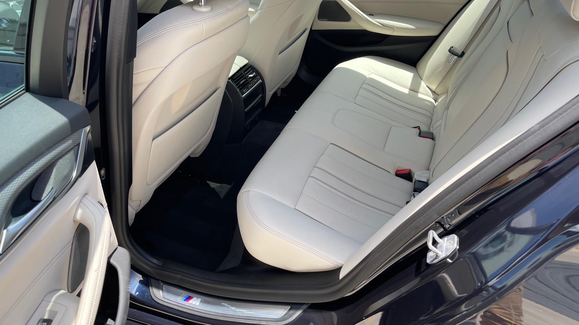 Used 2018 BMW 5 SERIES 540I M-SPORT / EXECUTIVE PKG / DRVR ASST PKG / BLIND SPOT / LANE DEPART for sale $40,995 at Formula Imports in Charlotte NC 28227 59