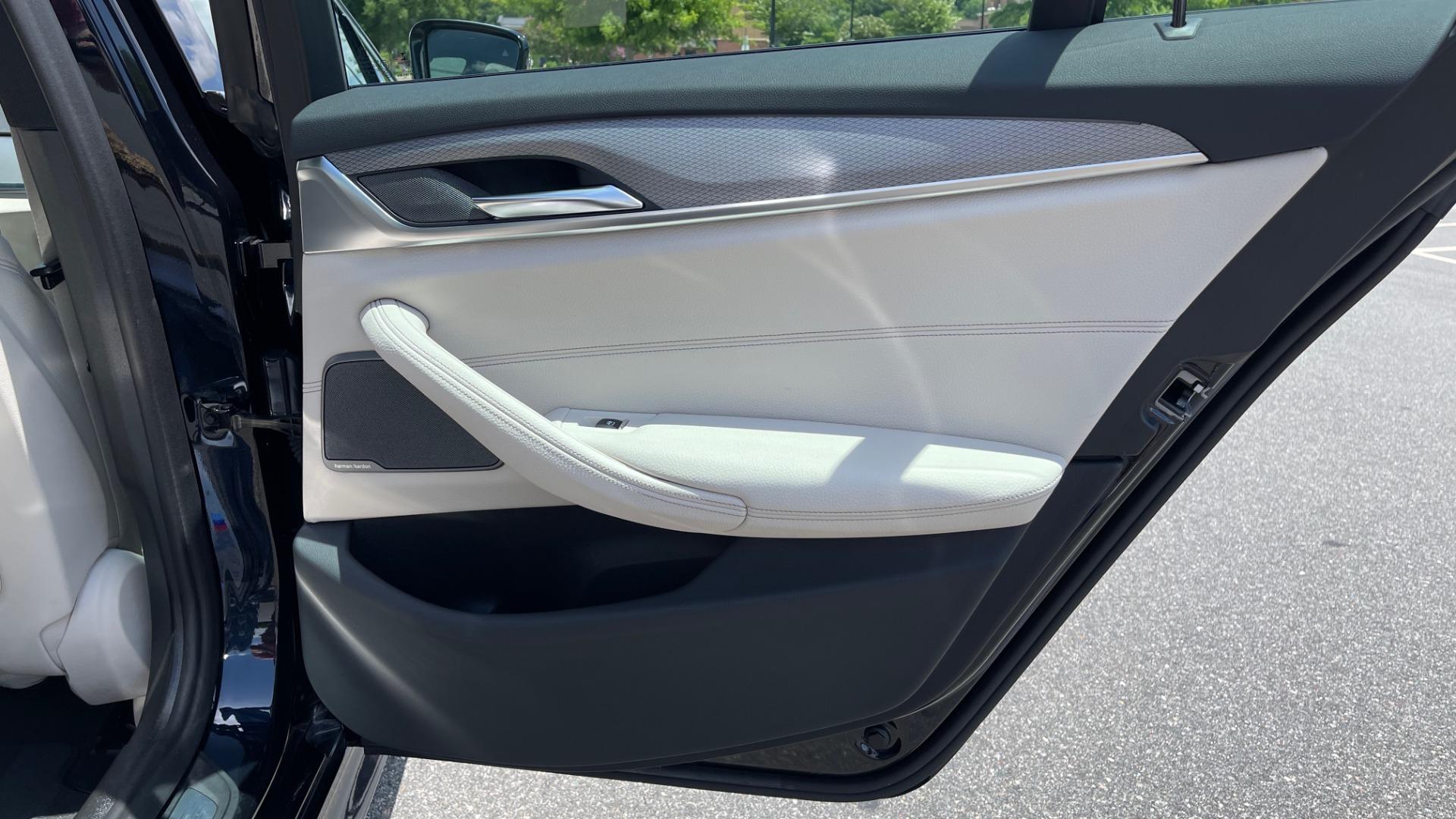 Used 2018 BMW 5 SERIES 540I M-SPORT / EXECUTIVE PKG / DRVR ASST PKG / BLIND SPOT / LANE DEPART for sale $40,995 at Formula Imports in Charlotte NC 28227 65