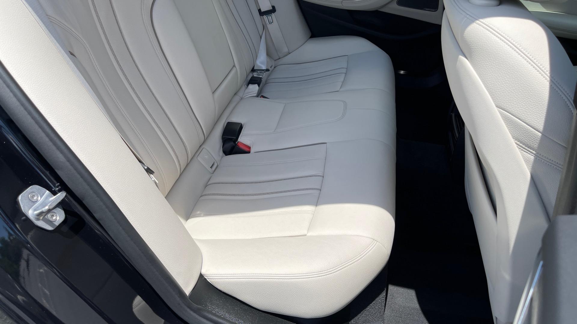 Used 2018 BMW 5 SERIES 540I M-SPORT / EXECUTIVE PKG / DRVR ASST PKG / BLIND SPOT / LANE DEPART for sale $40,995 at Formula Imports in Charlotte NC 28227 68