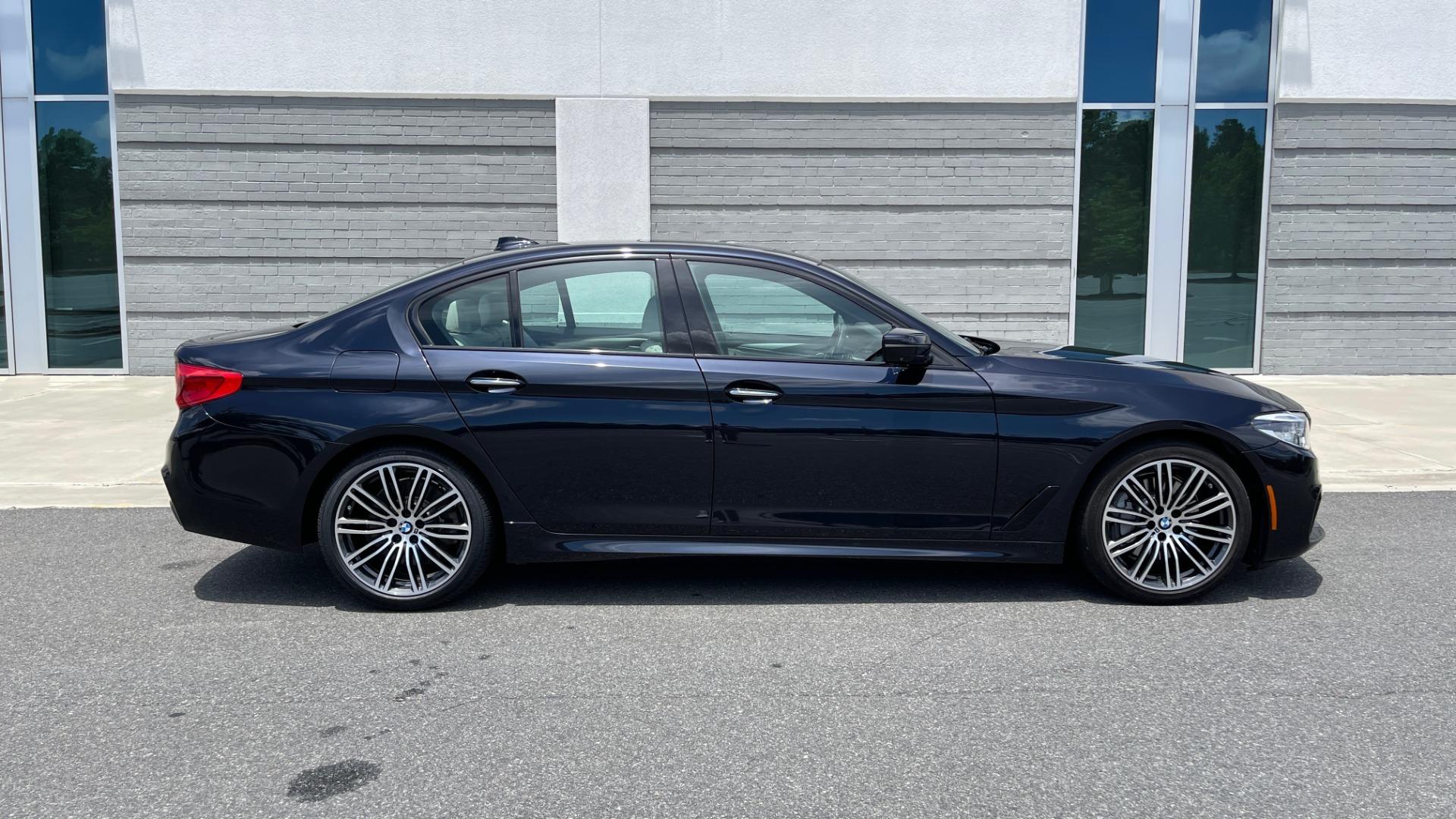 Used 2018 BMW 5 SERIES 540I M-SPORT / EXECUTIVE PKG / DRVR ASST PKG / BLIND SPOT / LANE DEPART for sale $40,995 at Formula Imports in Charlotte NC 28227 7