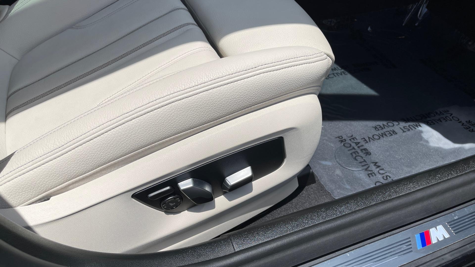 Used 2018 BMW 5 SERIES 540I M-SPORT / EXECUTIVE PKG / DRVR ASST PKG / BLIND SPOT / LANE DEPART for sale $40,995 at Formula Imports in Charlotte NC 28227 71