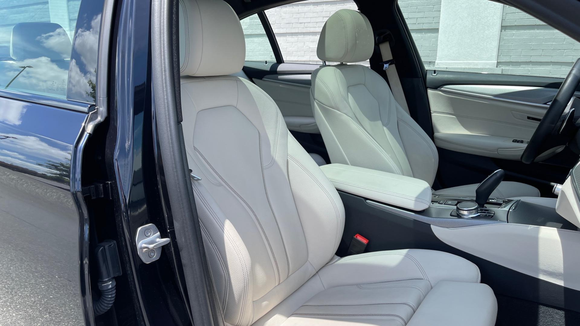 Used 2018 BMW 5 SERIES 540I M-SPORT / EXECUTIVE PKG / DRVR ASST PKG / BLIND SPOT / LANE DEPART for sale $40,995 at Formula Imports in Charlotte NC 28227 72