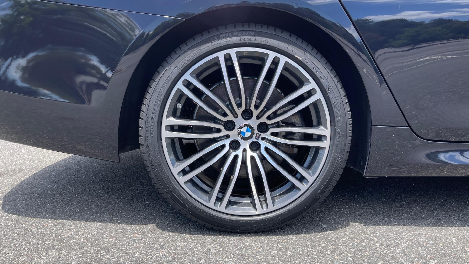 Used 2018 BMW 5 SERIES 540I M-SPORT / EXECUTIVE PKG / DRVR ASST PKG / BLIND SPOT / LANE DEPART for sale $40,995 at Formula Imports in Charlotte NC 28227 76