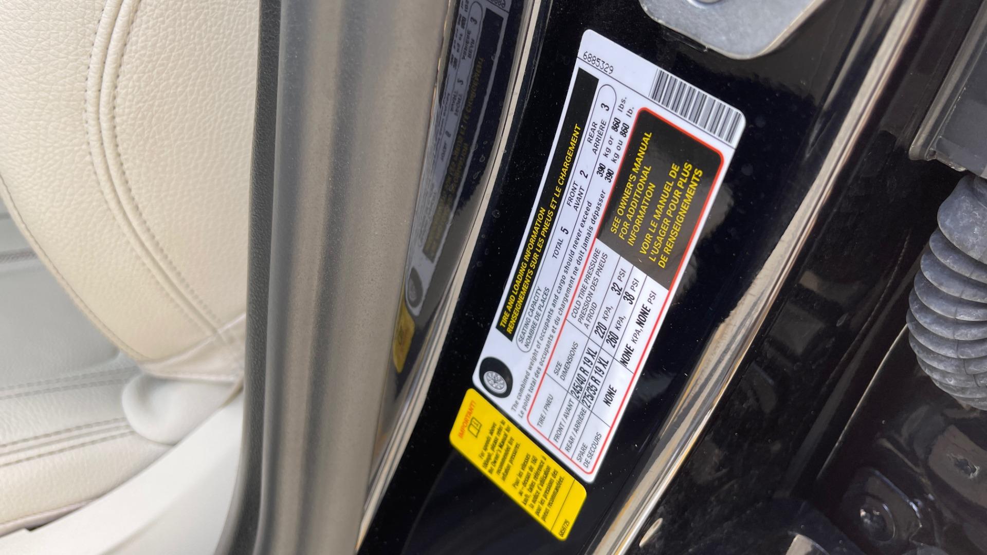Used 2018 BMW 5 SERIES 540I M-SPORT / EXECUTIVE PKG / DRVR ASST PKG / BLIND SPOT / LANE DEPART for sale $40,995 at Formula Imports in Charlotte NC 28227 84