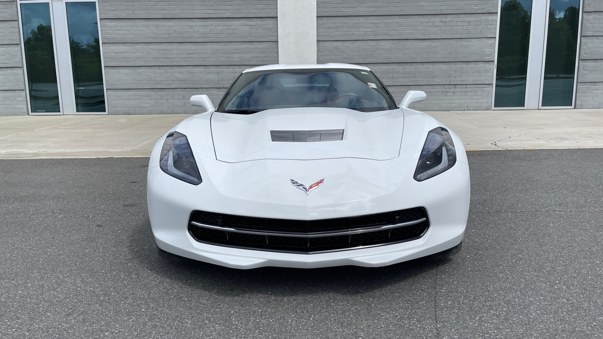 Used 2016 Chevrolet CORVETTE C7 STINGRAY COUPE Z51 3LT / NAV / PERF TRACTION MGMT / REARVIEW for sale Sold at Formula Imports in Charlotte NC 28227 18