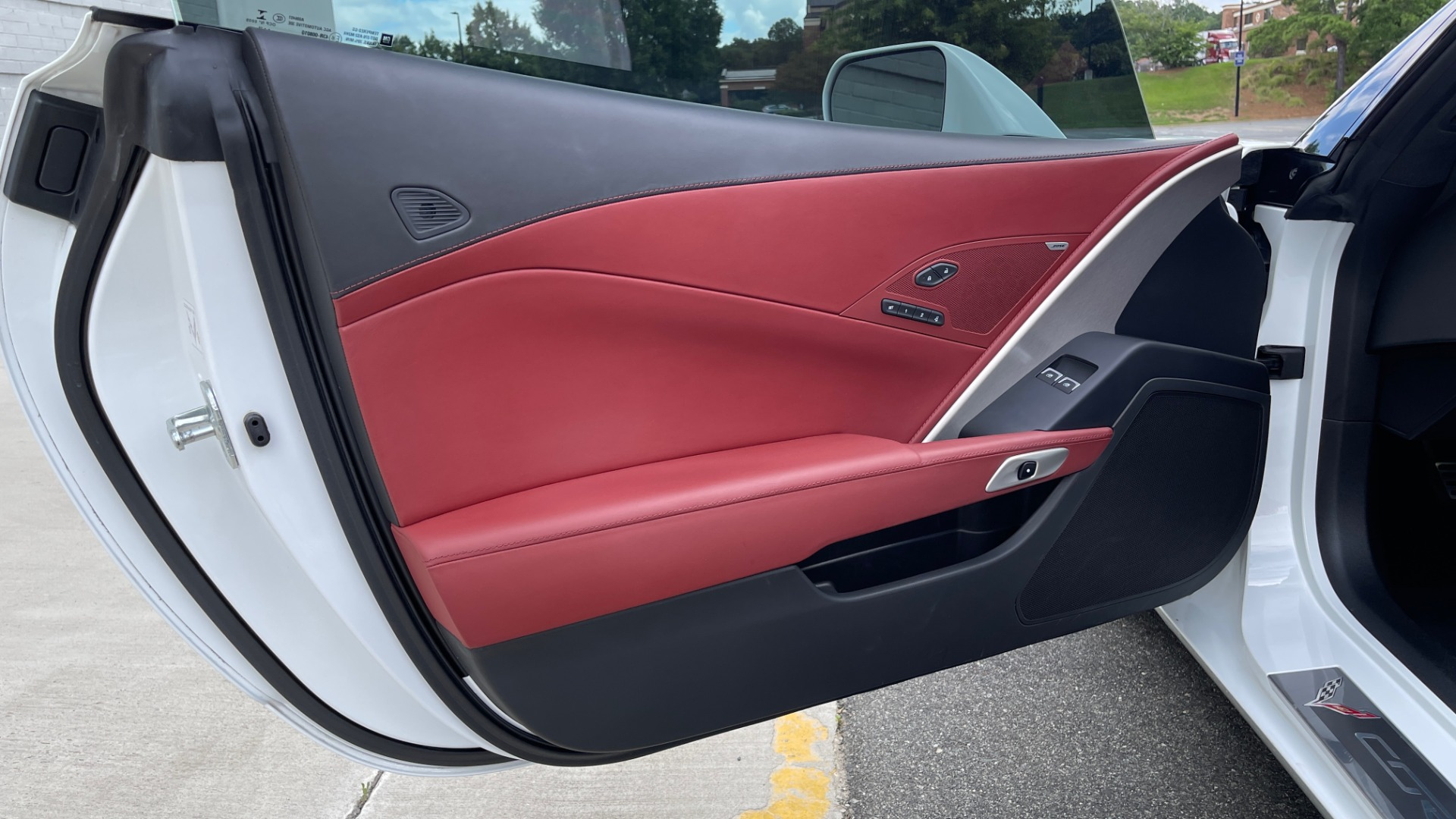 Used 2016 Chevrolet CORVETTE C7 STINGRAY COUPE Z51 3LT / NAV / PERF TRACTION MGMT / REARVIEW for sale Sold at Formula Imports in Charlotte NC 28227 34