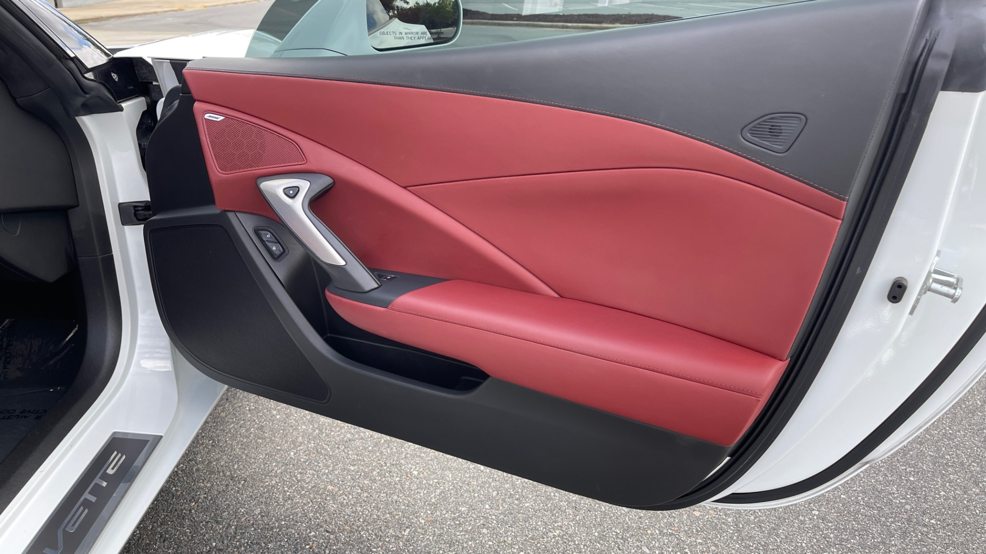 Used 2016 Chevrolet CORVETTE C7 STINGRAY COUPE Z51 3LT / NAV / PERF TRACTION MGMT / REARVIEW for sale Sold at Formula Imports in Charlotte NC 28227 60