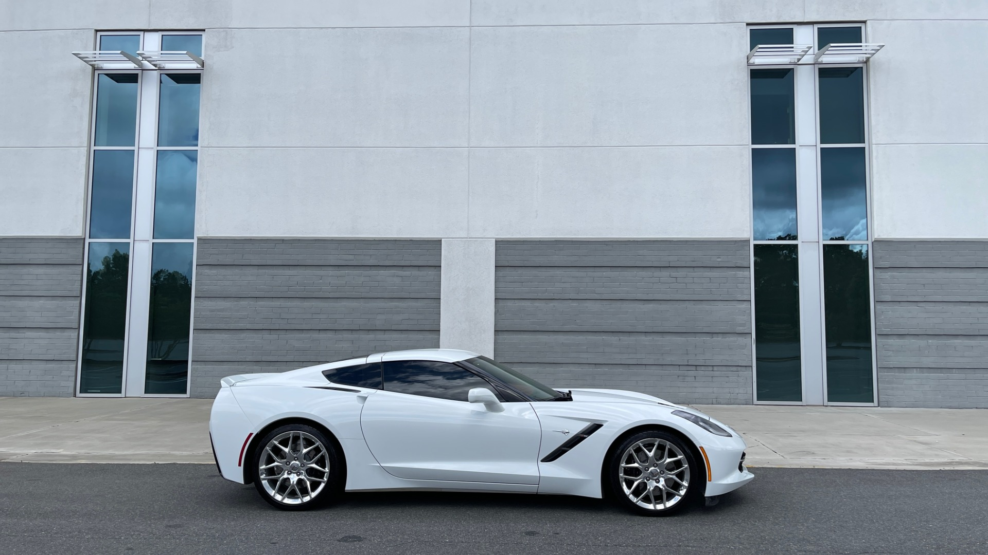 Used 2016 Chevrolet CORVETTE C7 STINGRAY COUPE Z51 3LT / NAV / PERF TRACTION MGMT / REARVIEW for sale Sold at Formula Imports in Charlotte NC 28227 7