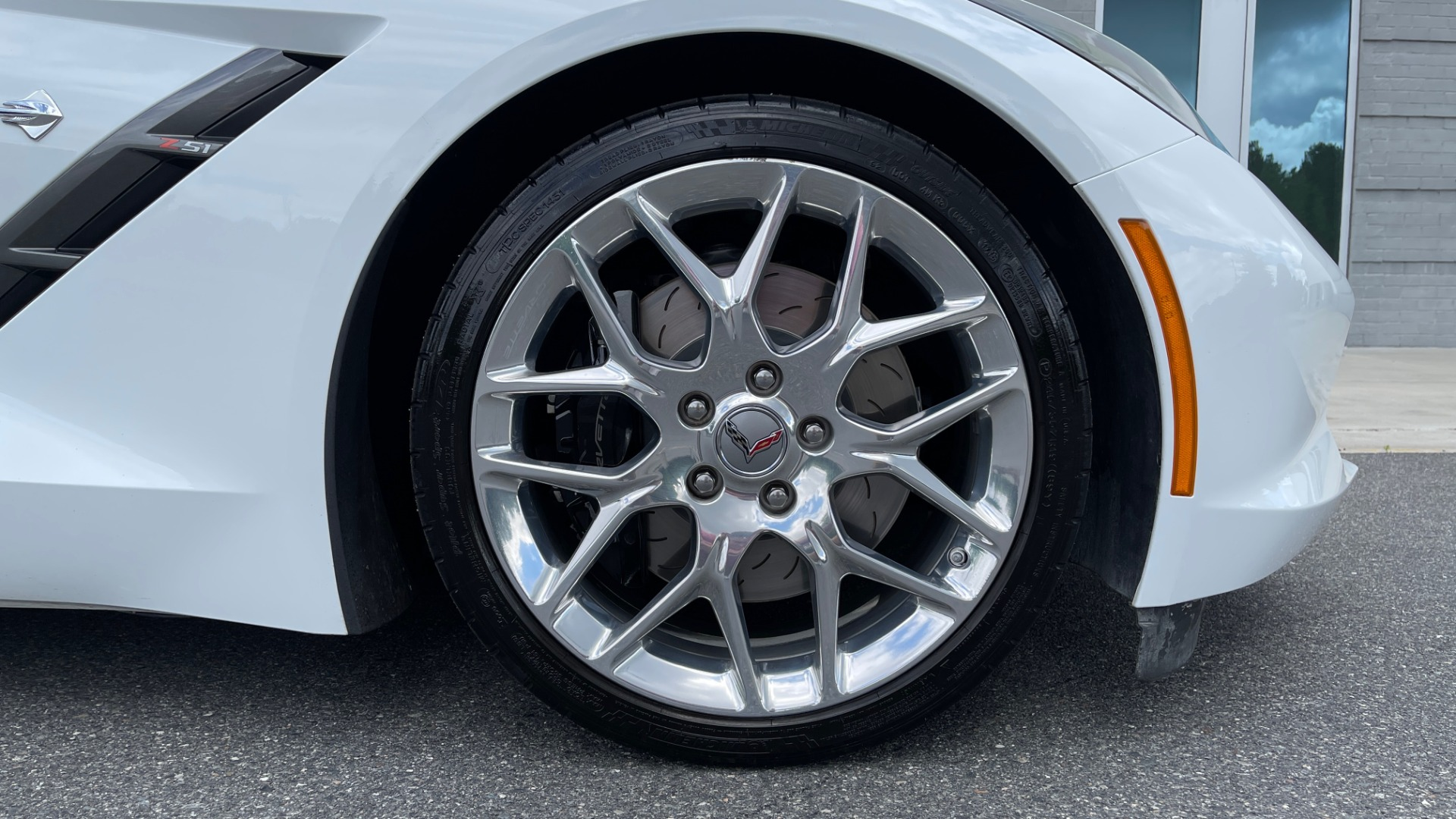 Used 2016 Chevrolet CORVETTE C7 STINGRAY COUPE Z51 3LT / NAV / PERF TRACTION MGMT / REARVIEW for sale Sold at Formula Imports in Charlotte NC 28227 70