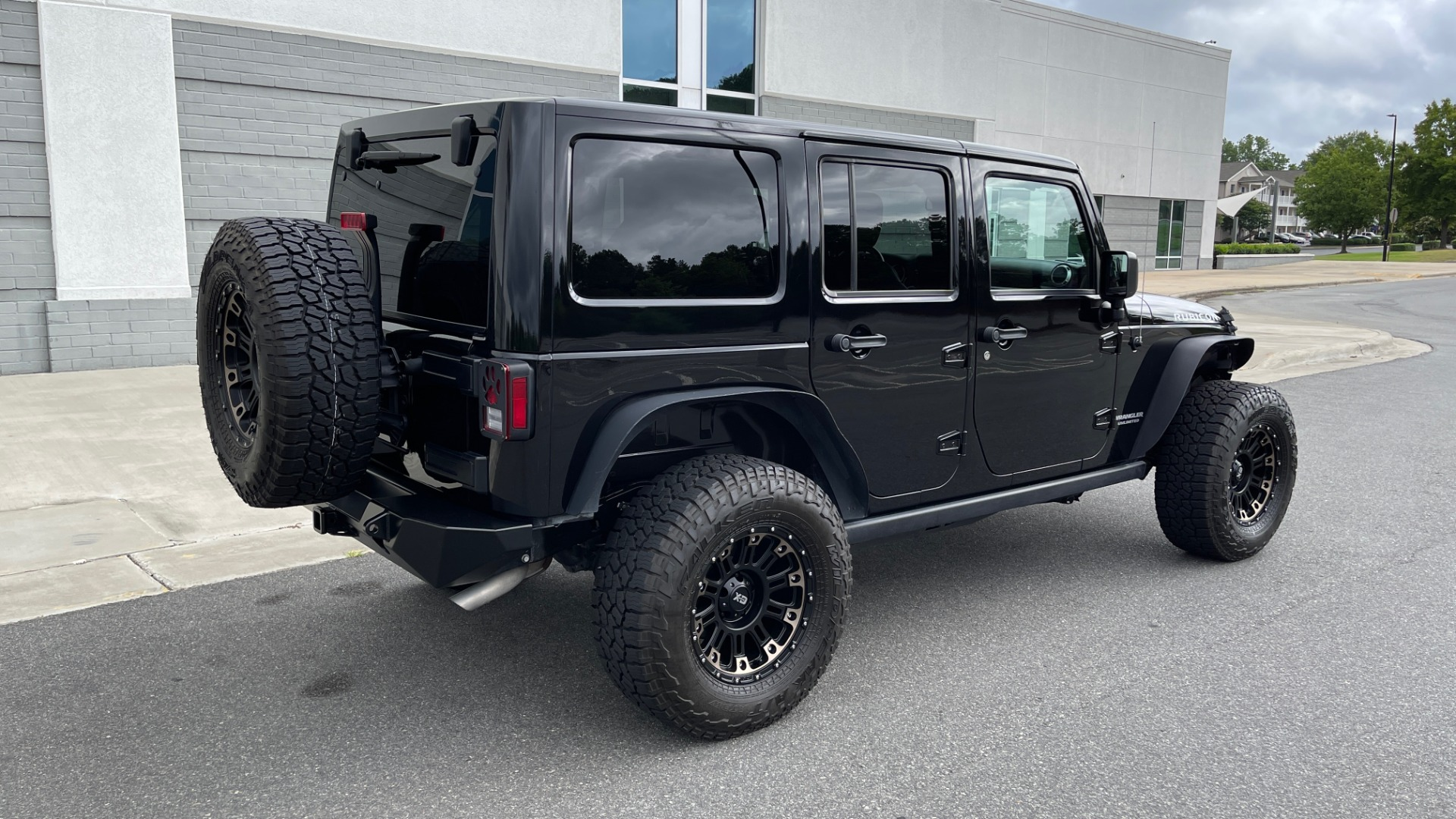 Used 2017 Jeep WRANGLER UNLIMITED RUBICON 4X4 / TOW PKG / HTD STS / ALPINE SOUND for sale Sold at Formula Imports in Charlotte NC 28227 2