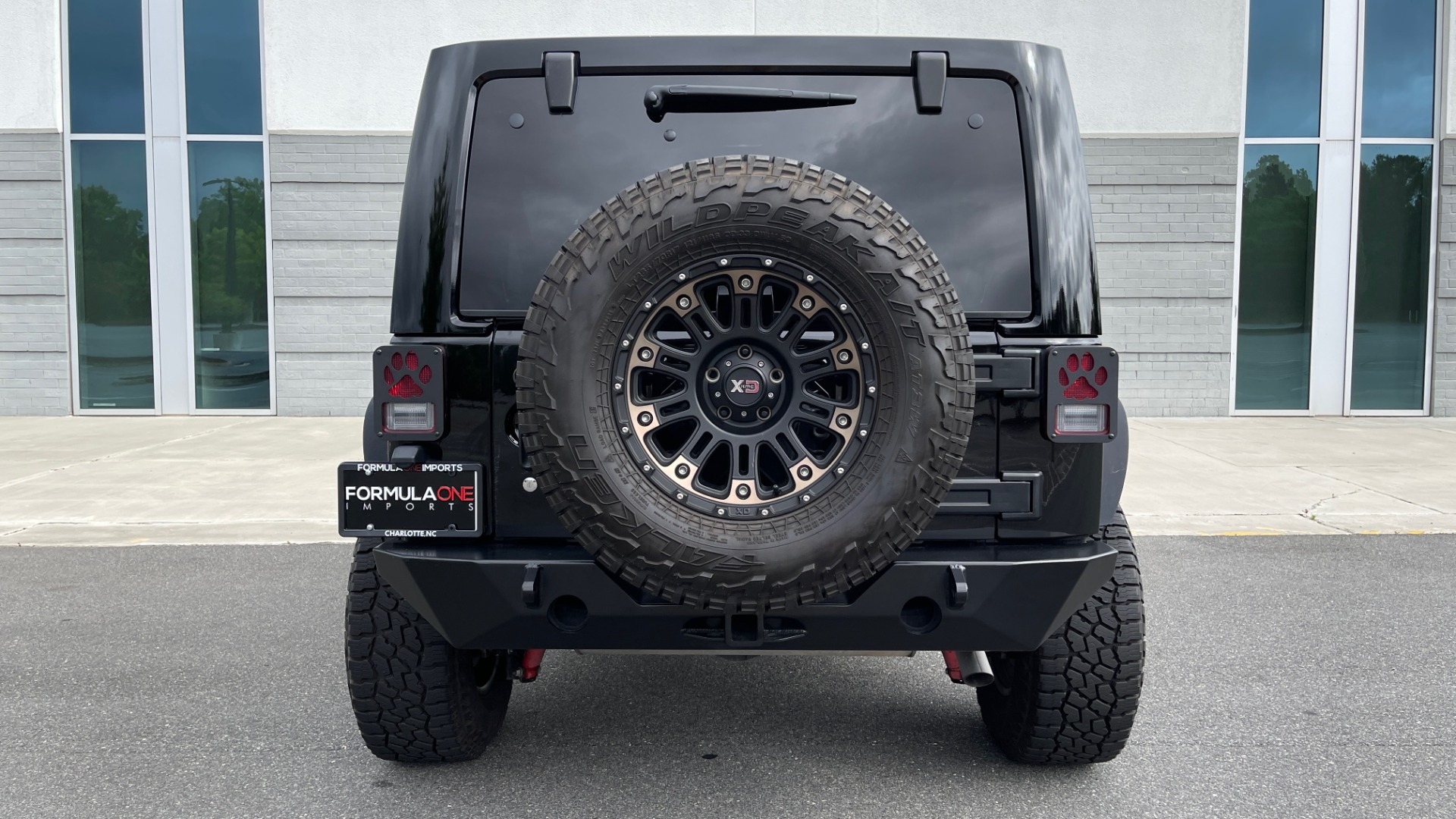 Used 2017 Jeep WRANGLER UNLIMITED RUBICON 4X4 / TOW PKG / HTD STS / ALPINE SOUND for sale Sold at Formula Imports in Charlotte NC 28227 23