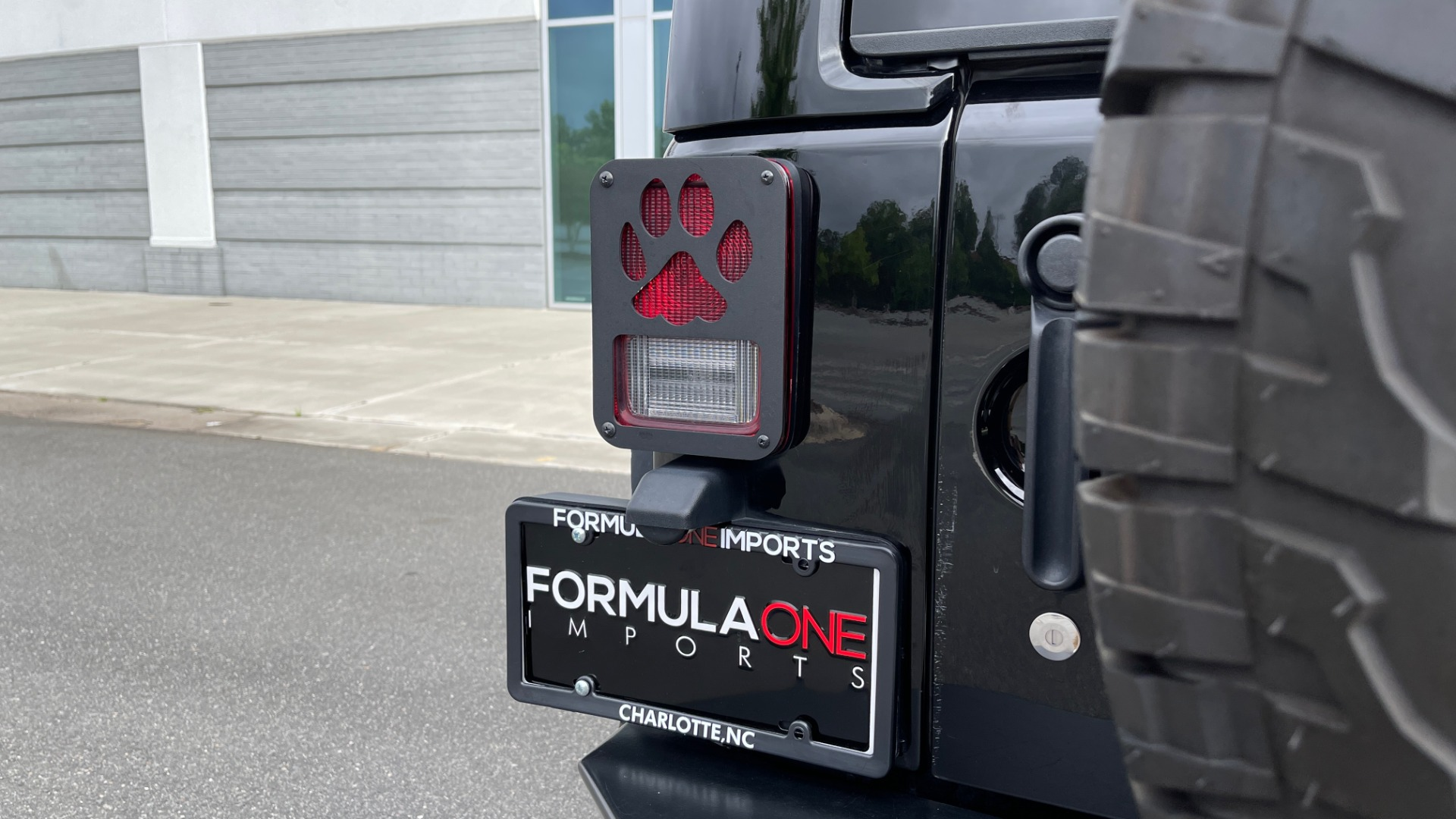 Used 2017 Jeep WRANGLER UNLIMITED RUBICON 4X4 / TOW PKG / HTD STS / ALPINE SOUND for sale Sold at Formula Imports in Charlotte NC 28227 25