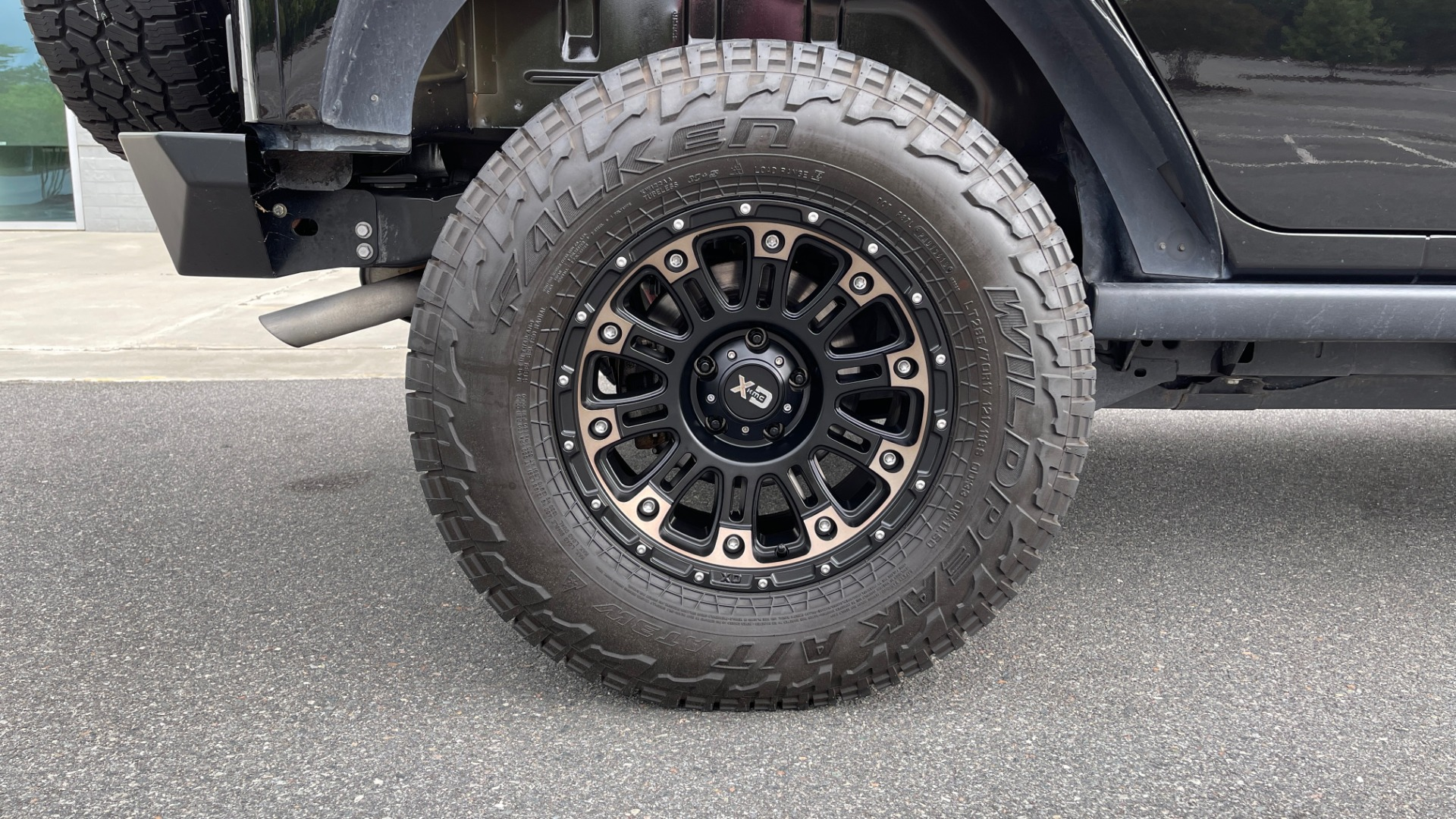 Used 2017 Jeep WRANGLER UNLIMITED RUBICON 4X4 / TOW PKG / HTD STS / ALPINE SOUND for sale Sold at Formula Imports in Charlotte NC 28227 72