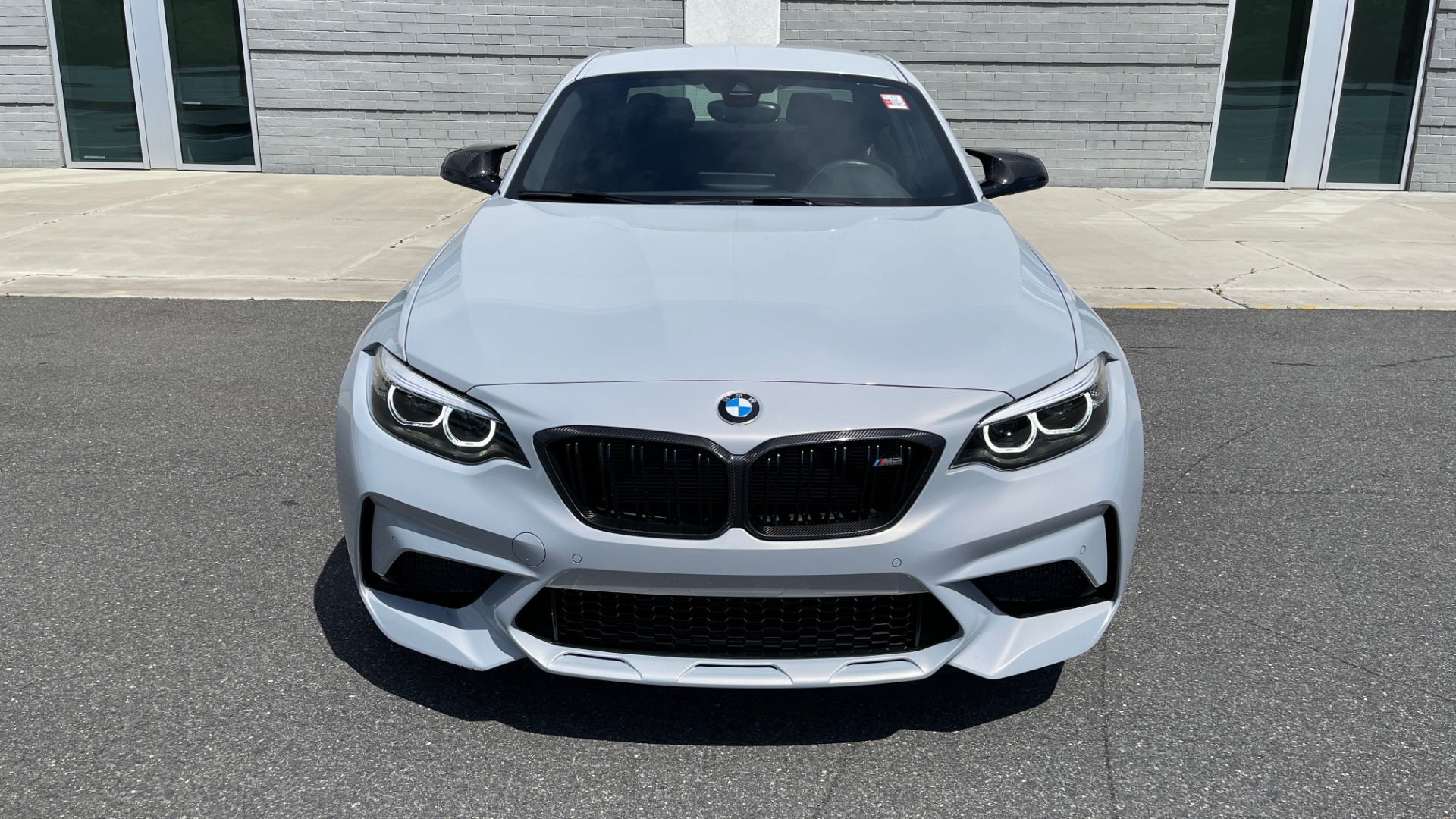 Used 2020 BMW M2 COMPETITION 405HP / COUPE / MANUAL / NAV / H/K SOUND / REARVIEW for sale $64,388 at Formula Imports in Charlotte NC 28227 14