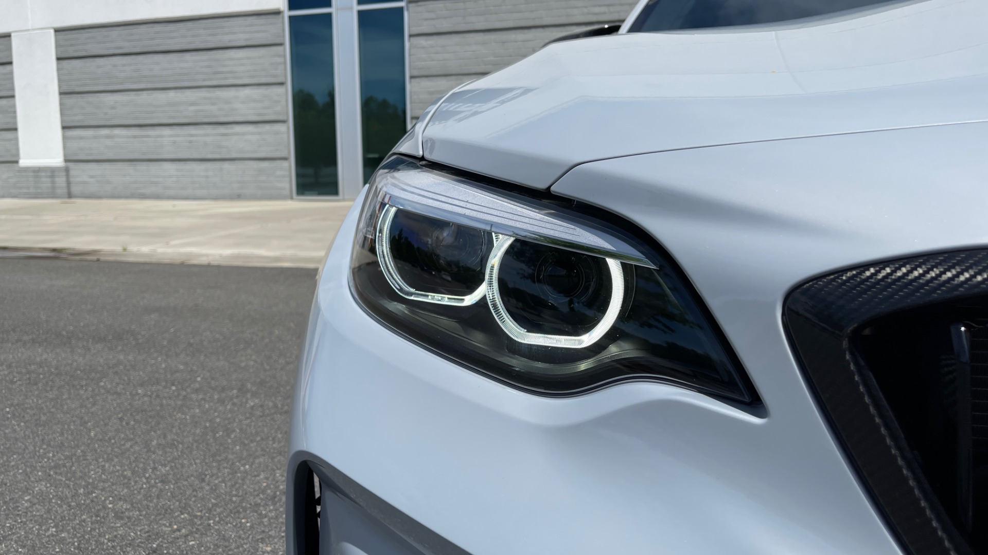 Used 2020 BMW M2 COMPETITION 405HP / COUPE / MANUAL / NAV / H/K SOUND / REARVIEW for sale $64,388 at Formula Imports in Charlotte NC 28227 15