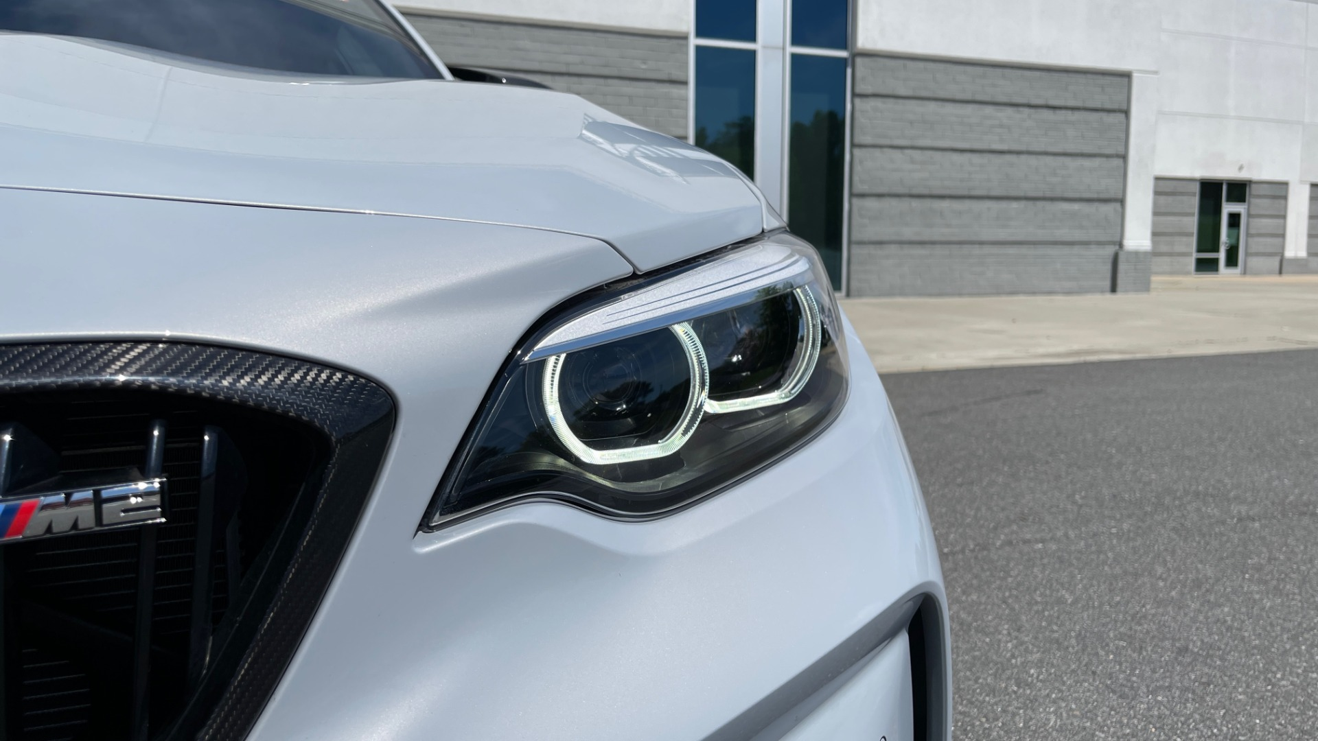 Used 2020 BMW M2 COMPETITION 405HP / COUPE / MANUAL / NAV / H/K SOUND / REARVIEW for sale $64,388 at Formula Imports in Charlotte NC 28227 16