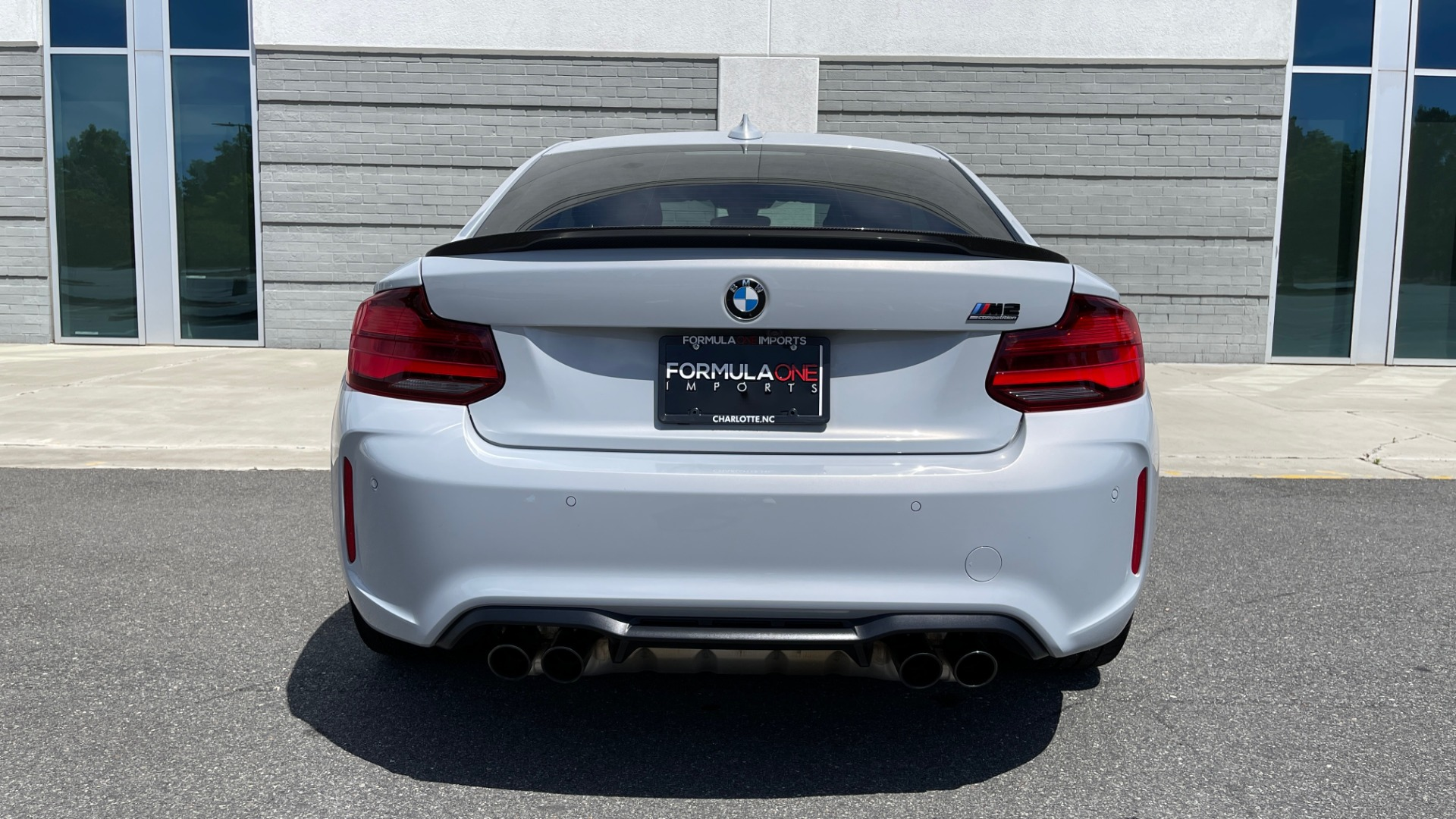 Used 2020 BMW M2 COMPETITION 405HP / COUPE / MANUAL / NAV / H/K SOUND / REARVIEW for sale $64,388 at Formula Imports in Charlotte NC 28227 22