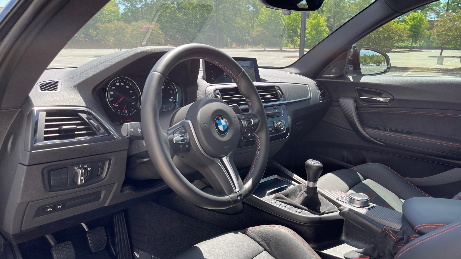 Used 2020 BMW M2 COMPETITION 405HP / COUPE / MANUAL / NAV / H/K SOUND / REARVIEW for sale $64,388 at Formula Imports in Charlotte NC 28227 36