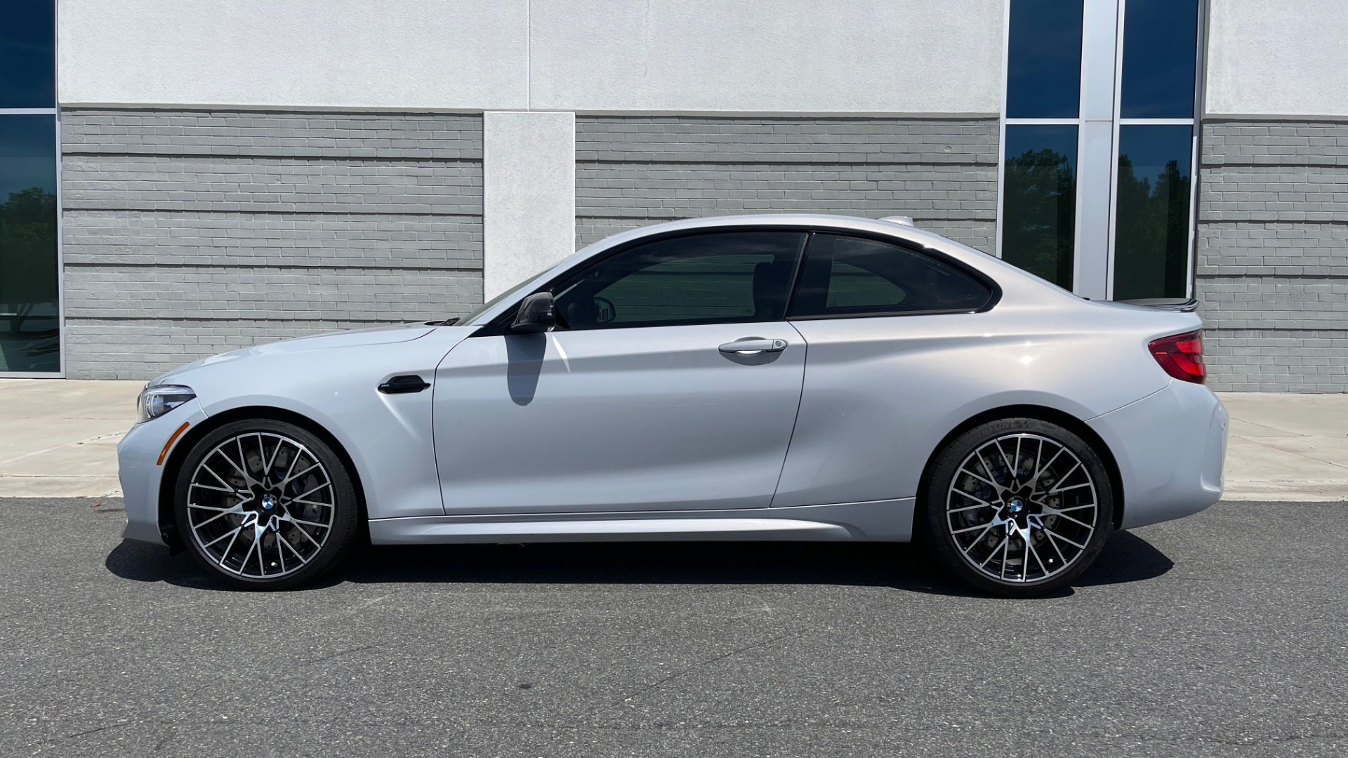 Used 2020 BMW M2 COMPETITION 405HP / COUPE / MANUAL / NAV / H/K SOUND / REARVIEW for sale $64,388 at Formula Imports in Charlotte NC 28227 4