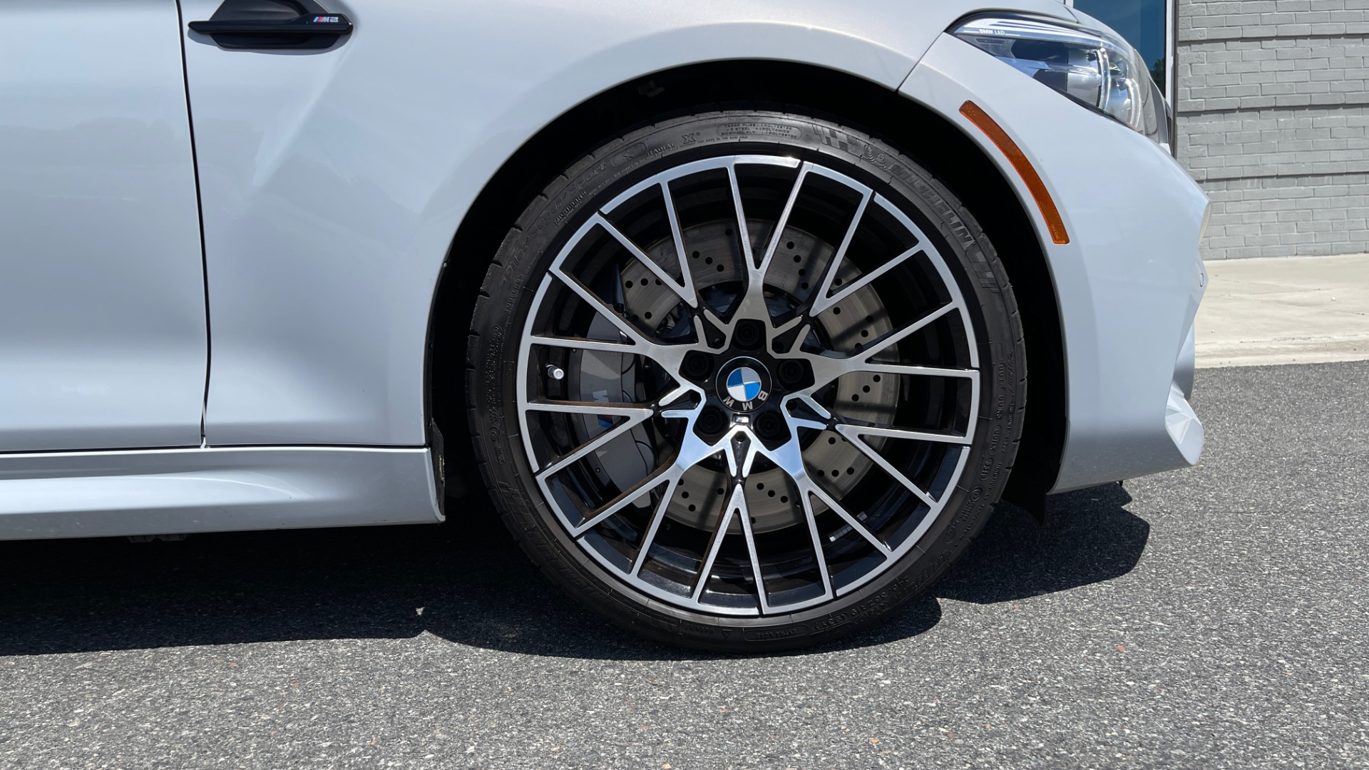 Used 2020 BMW M2 COMPETITION 405HP / COUPE / MANUAL / NAV / H/K SOUND / REARVIEW for sale $64,388 at Formula Imports in Charlotte NC 28227 68
