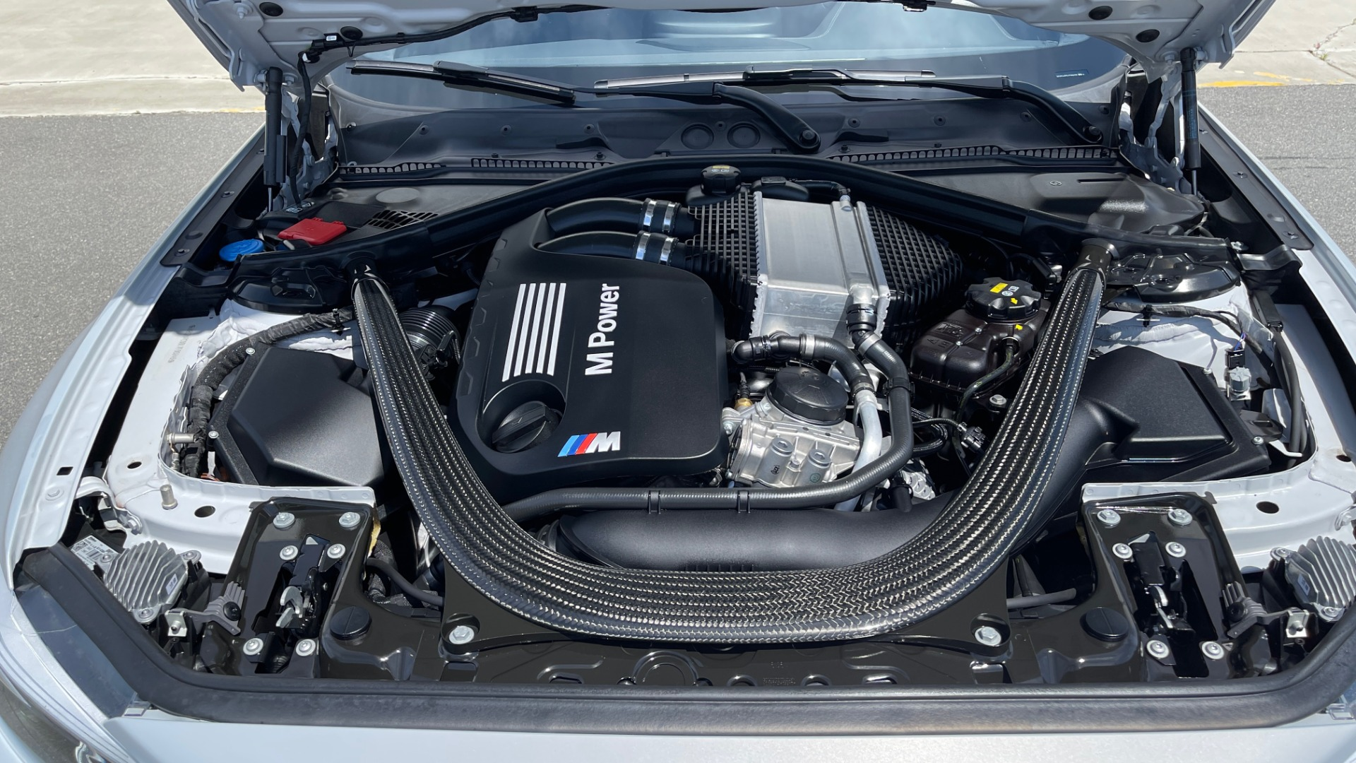 Used 2020 BMW M2 COMPETITION 405HP / COUPE / MANUAL / NAV / H/K SOUND / REARVIEW for sale $64,388 at Formula Imports in Charlotte NC 28227 8