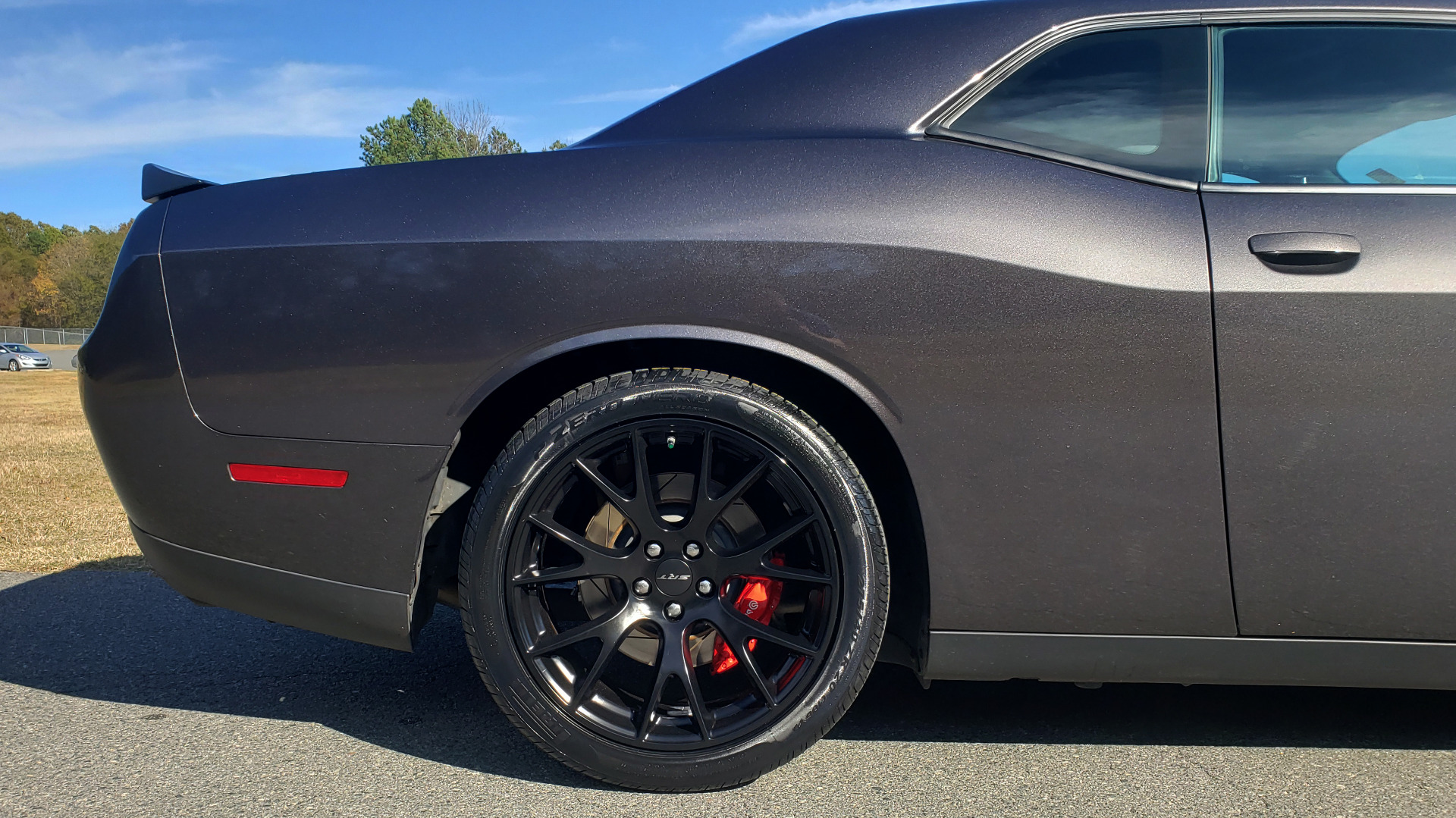Used 2016 Dodge CHALLENGER SRT HELLCAT COUPE / 6-SPD MAN / NAV / SRT APPS / REARVIEW for sale Sold at Formula Imports in Charlotte NC 28227 14